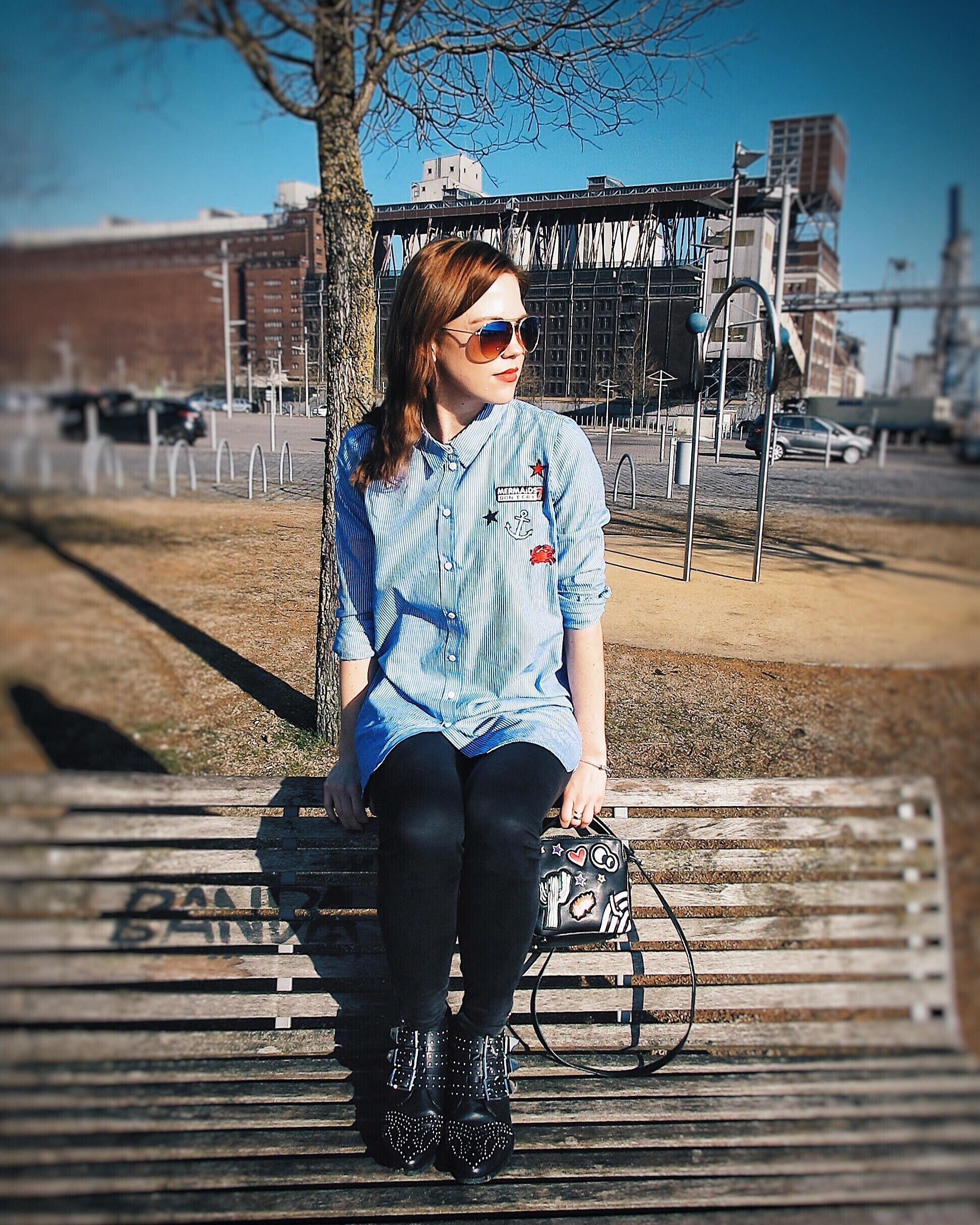 Hello März ✌🏻 #spring #sunshine #lookoftheday #springoutfit #sunglasses