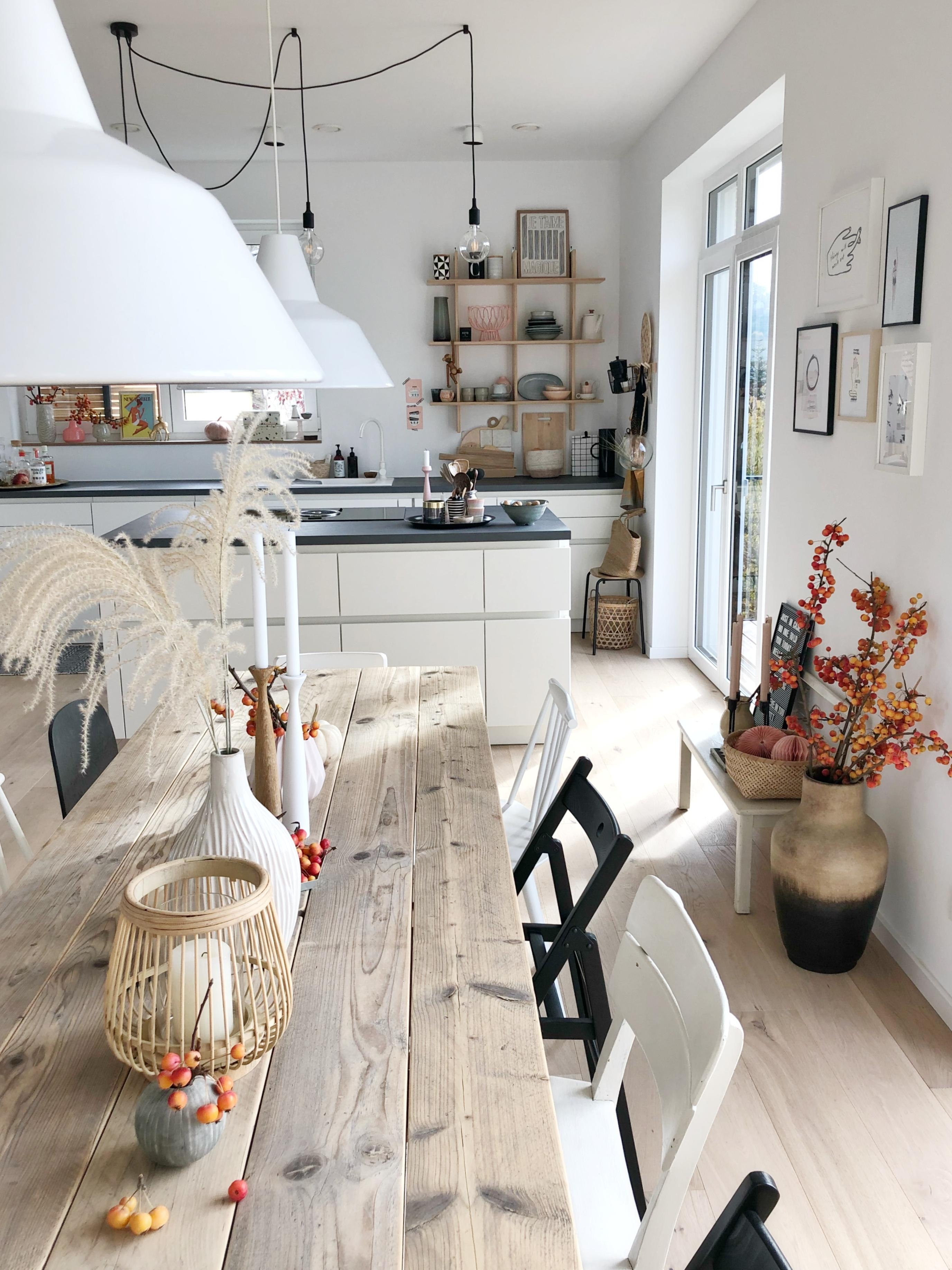Herbstdekoration!