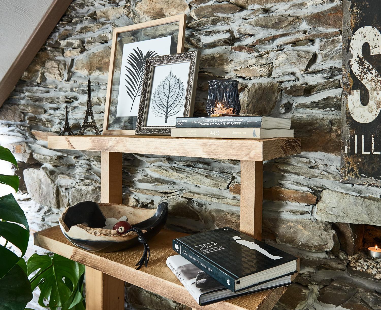 Steinwand bilder ideen couchstyle for Steinwand deko