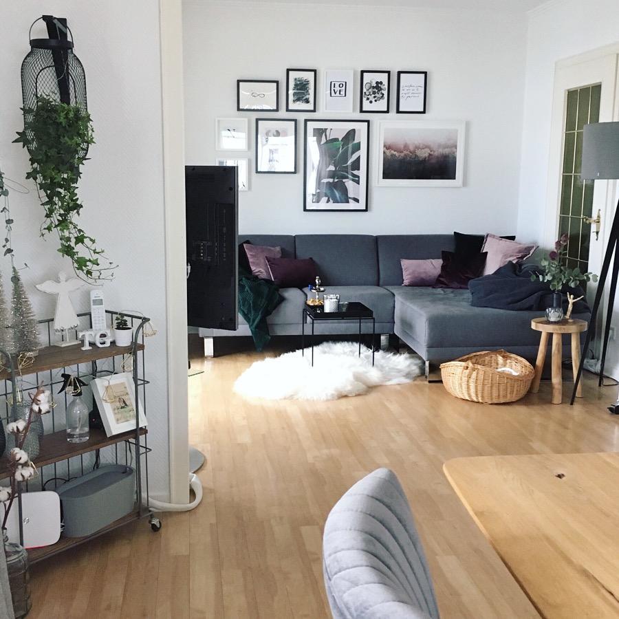 Heute Sieht Mich Meine Couch Nur Von Weitem Bilderwand Wohnzimmer