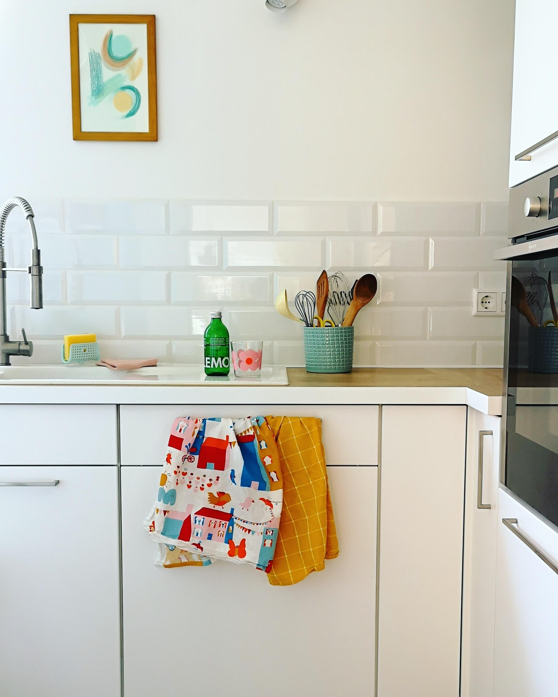 Hier wirds immer bunter☺️💛
