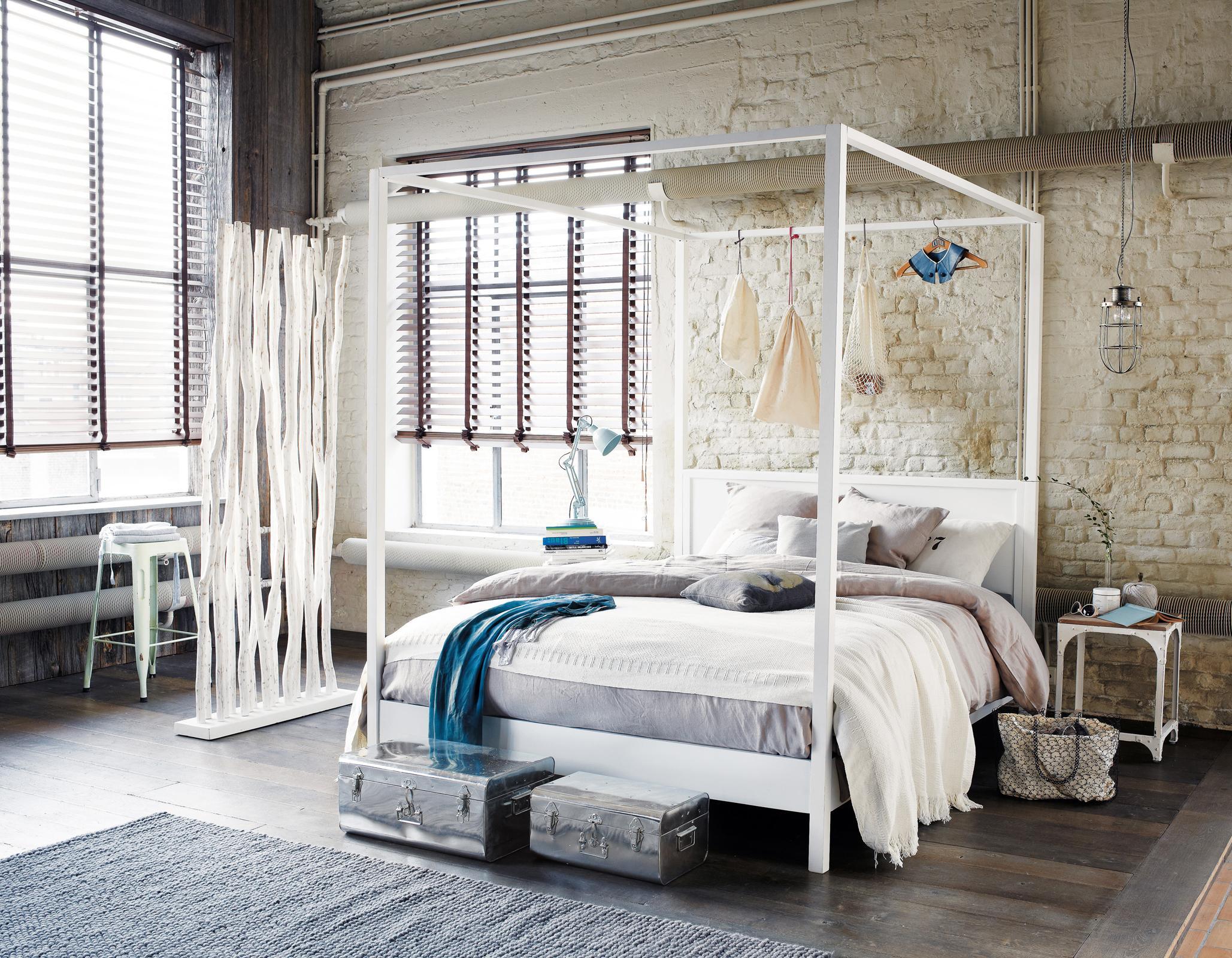 mauerwand • bilder & ideen • couchstyle, Wohnzimmer