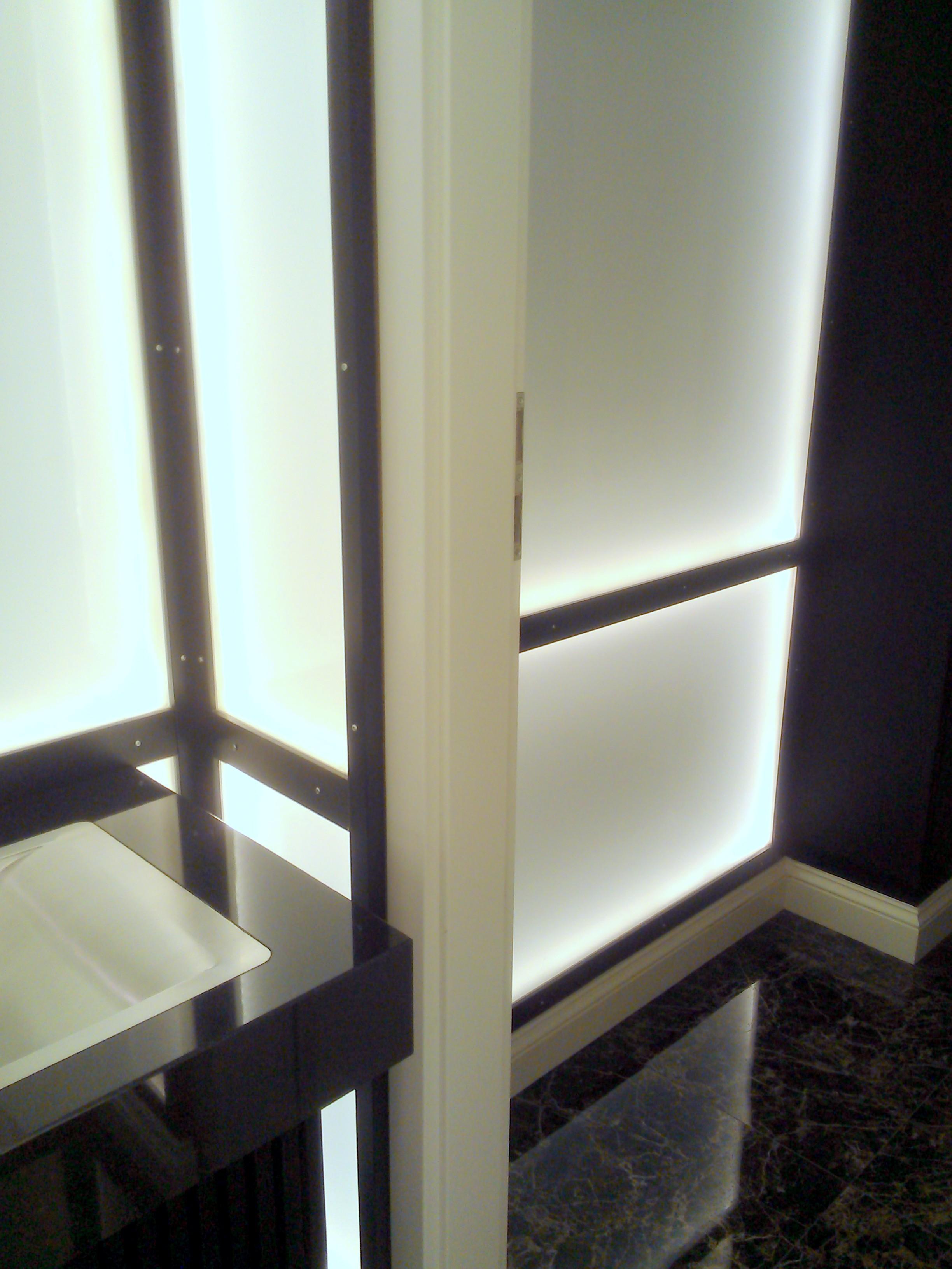 Glaswand • Bilder & Ideen • COUCH
