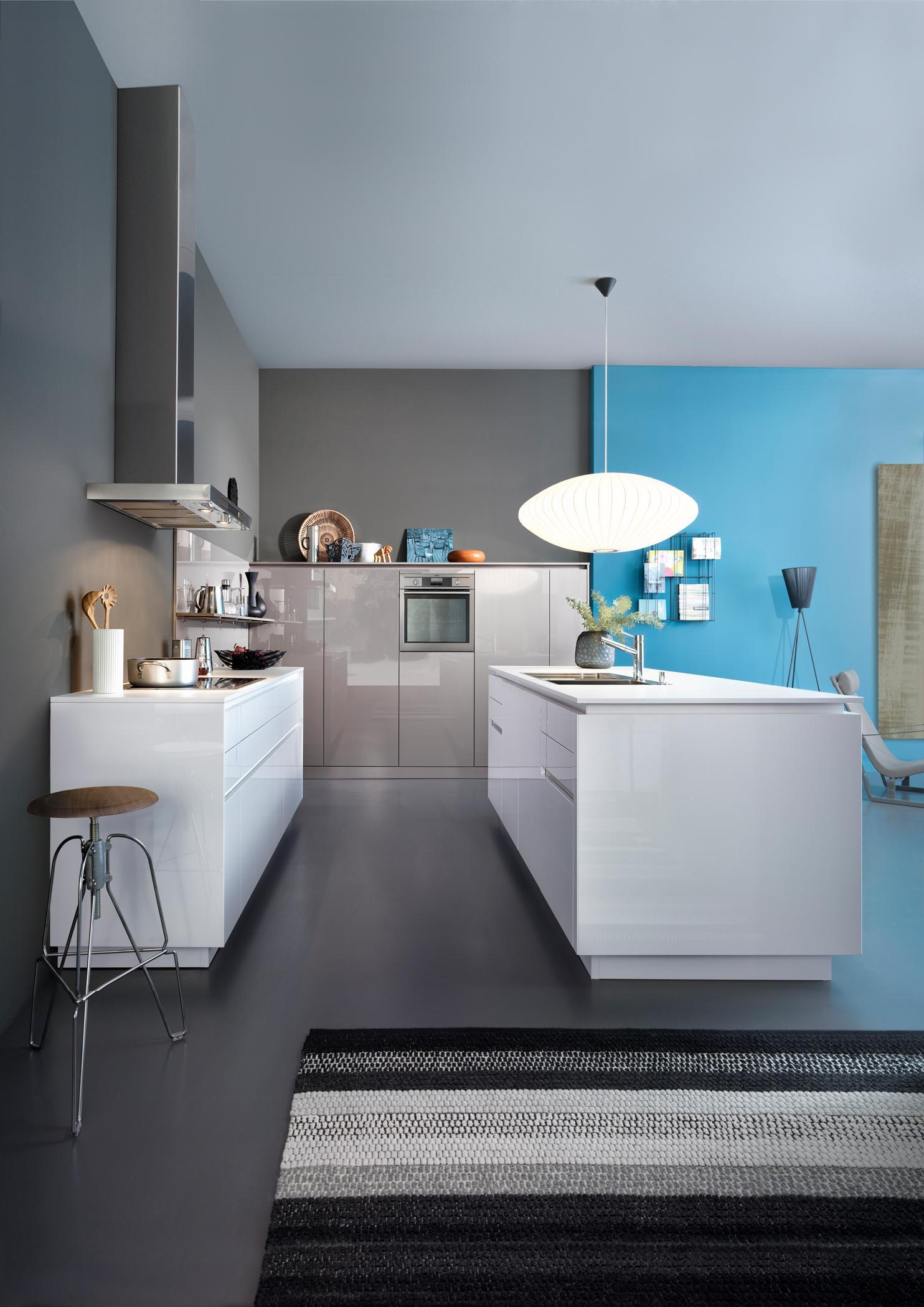 Wandgestaltung für die Küche • Bilder & Ideen • COUC...