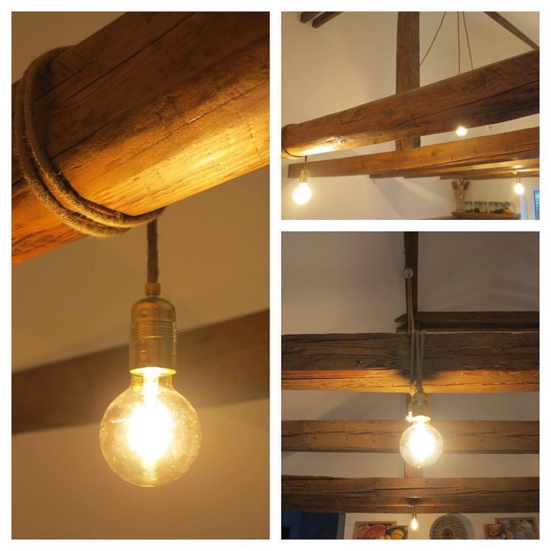 Diy Lampe.