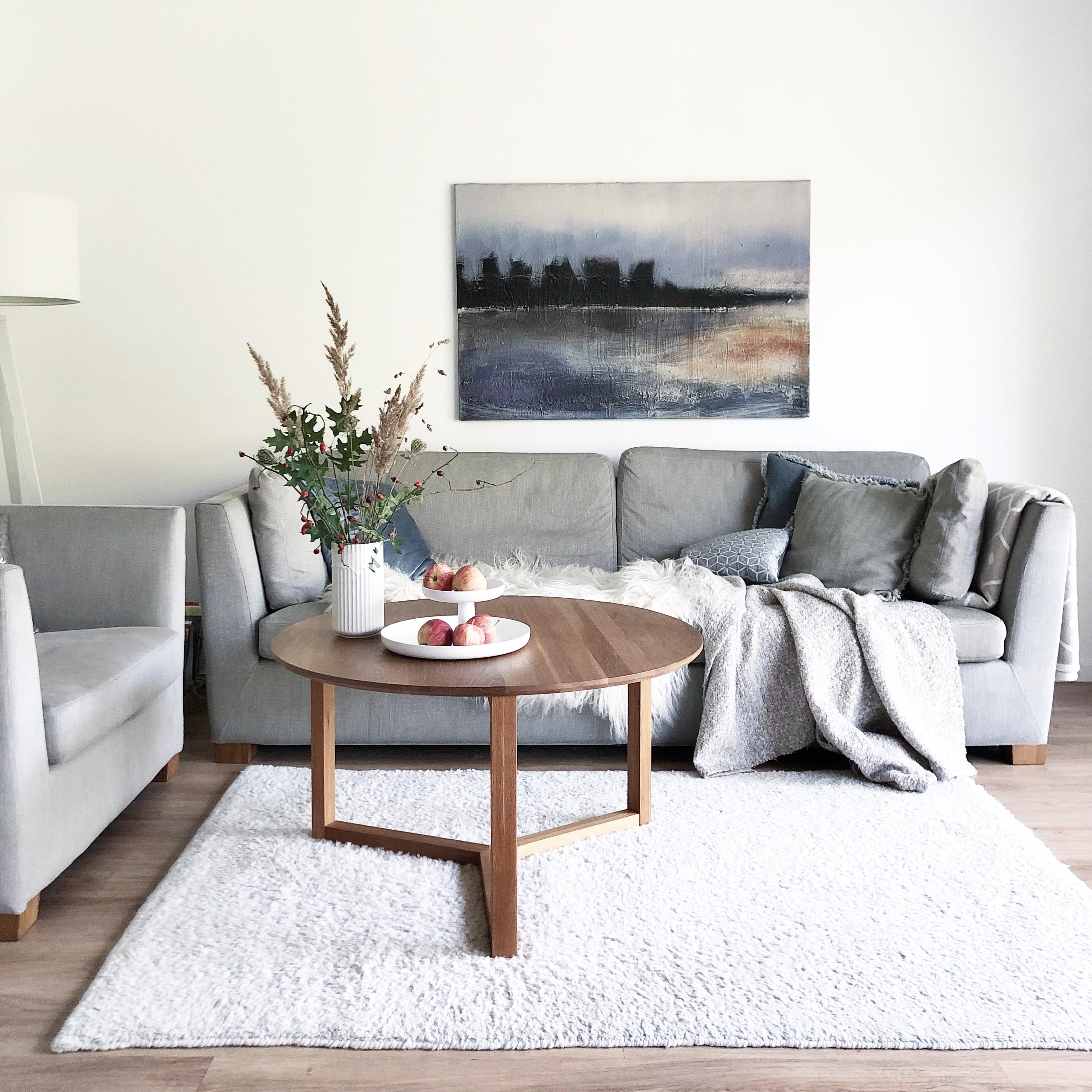 Home is where my couch is. 