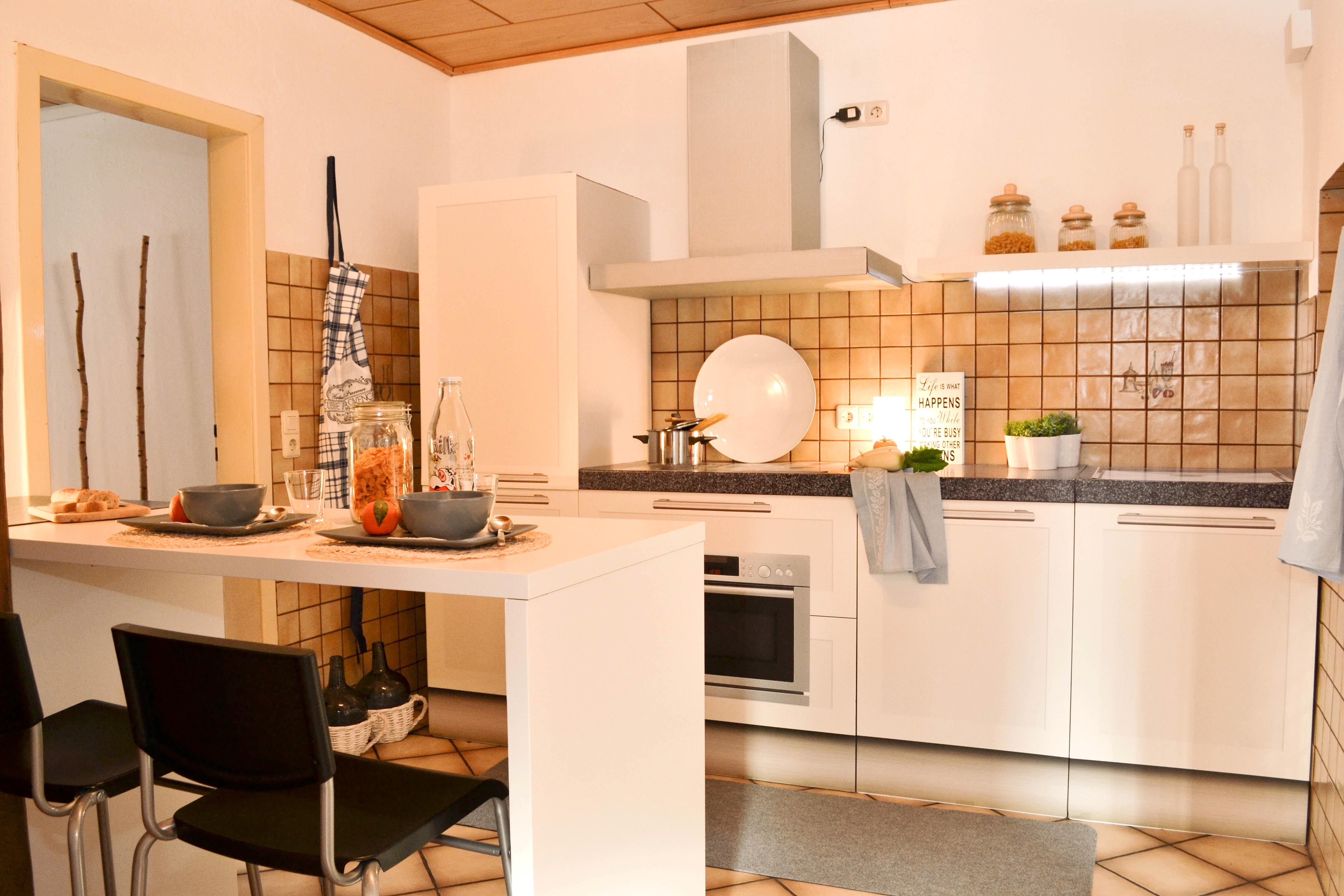 Home Staging - DHH Selm #küche ©raum2