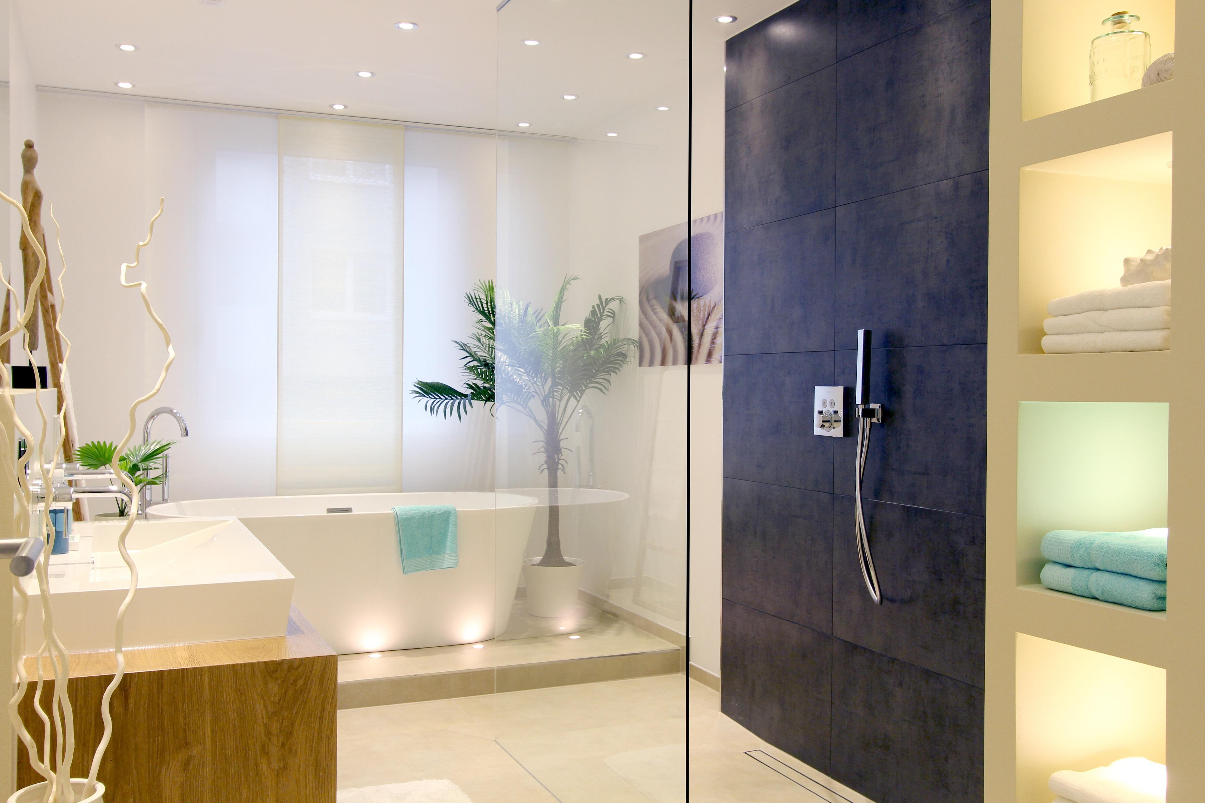 Badezimmer Trennwand • Bilder & Ideen • COUCH