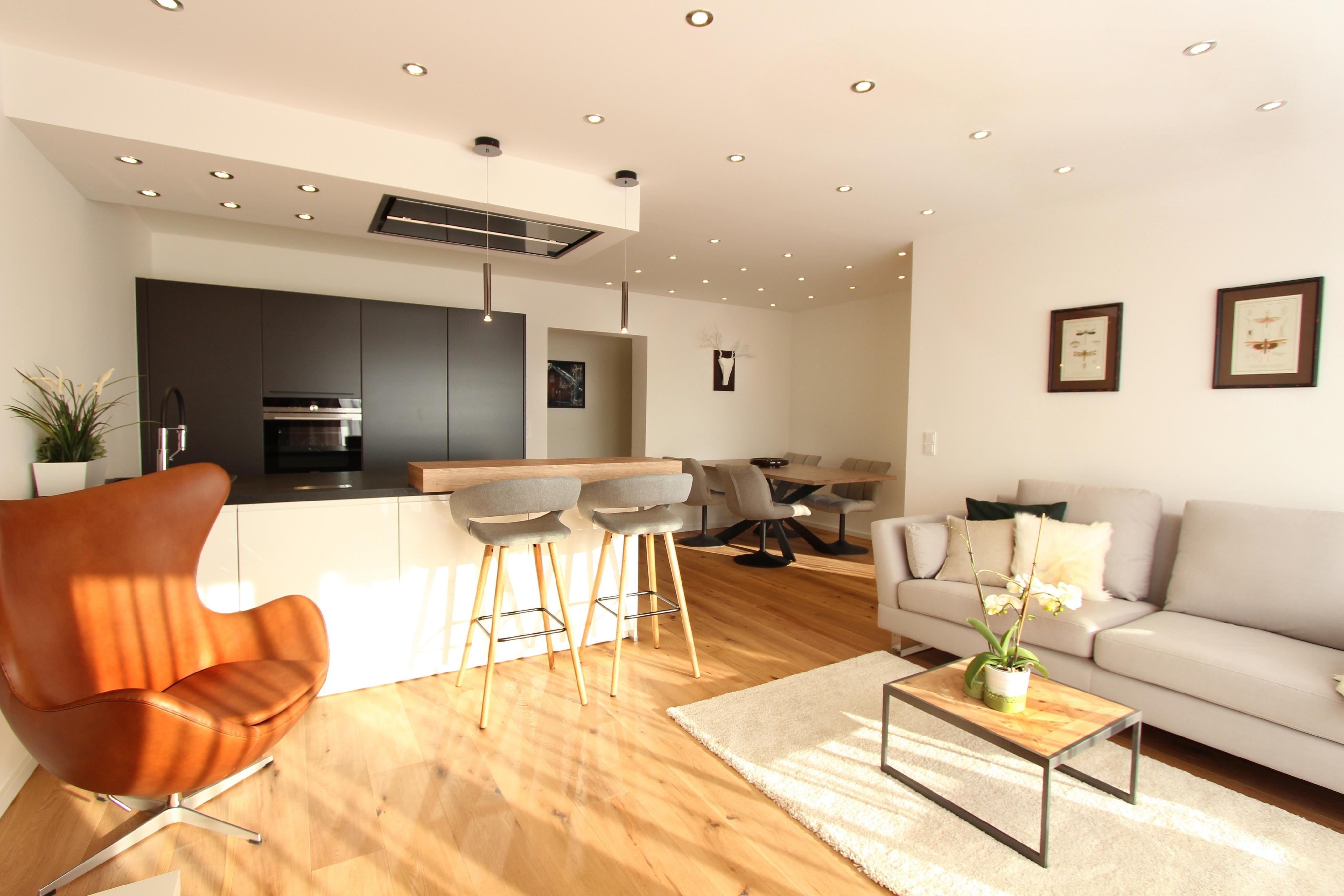 theke • bilder & ideen • couchstyle, Wohnzimmer