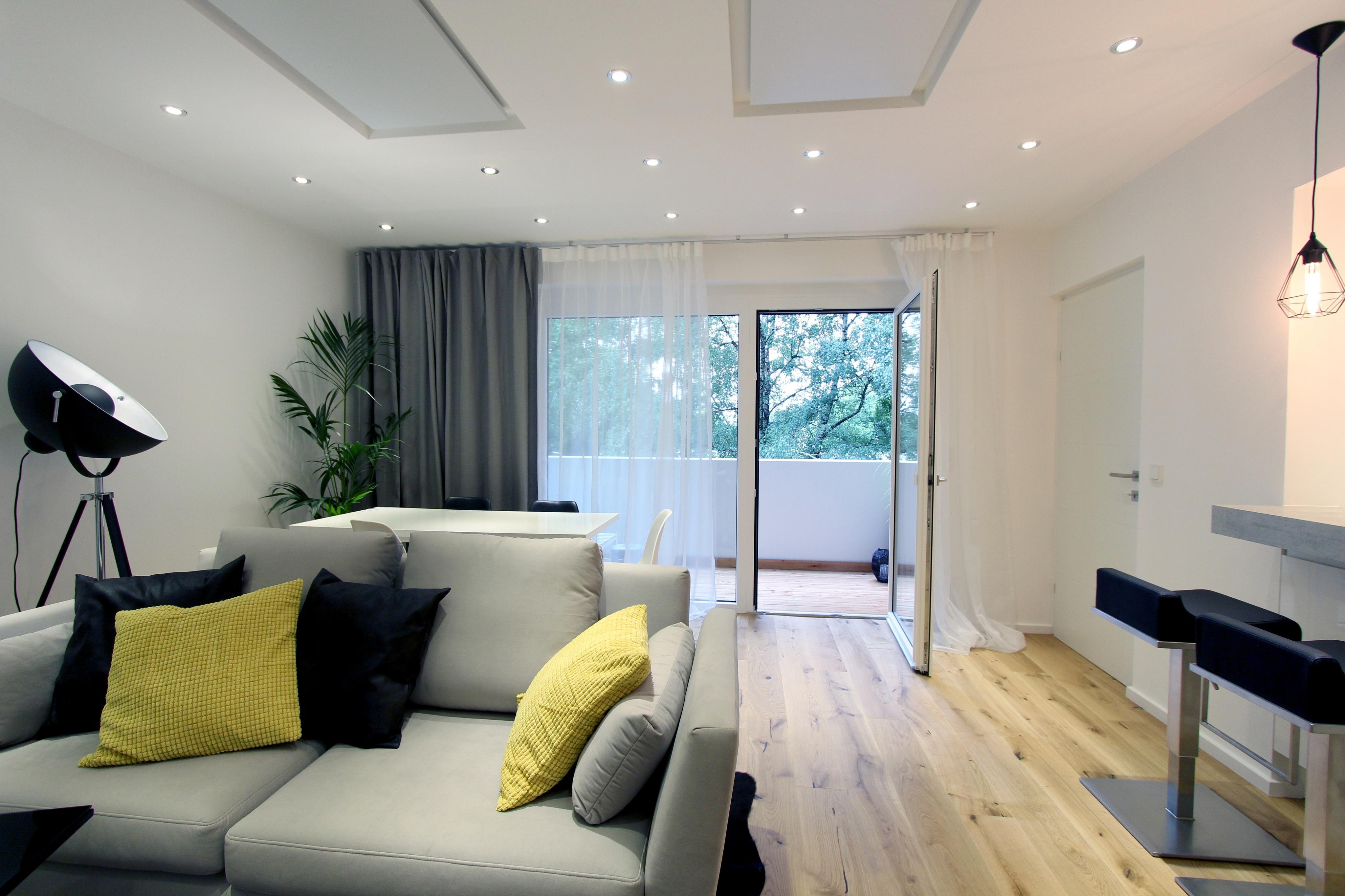 Vorhänge ideen wohnzimmer  Gardinen • Bilder & Ideen • COUCHstyle