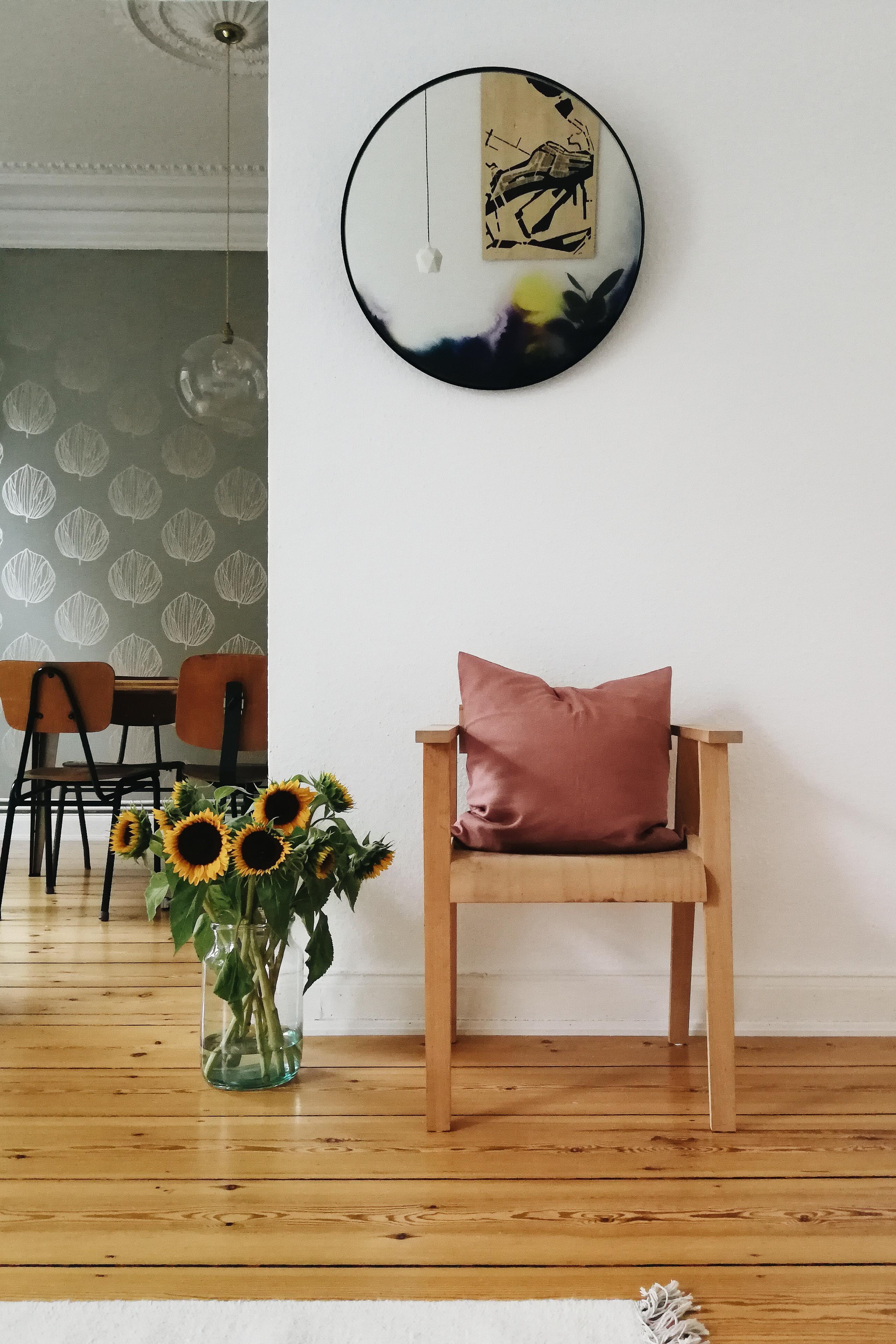 #home #willkommen #hamburg #altbauliebe #wohnzimmer #esszimmer  #sonnenblumen #couchstyle