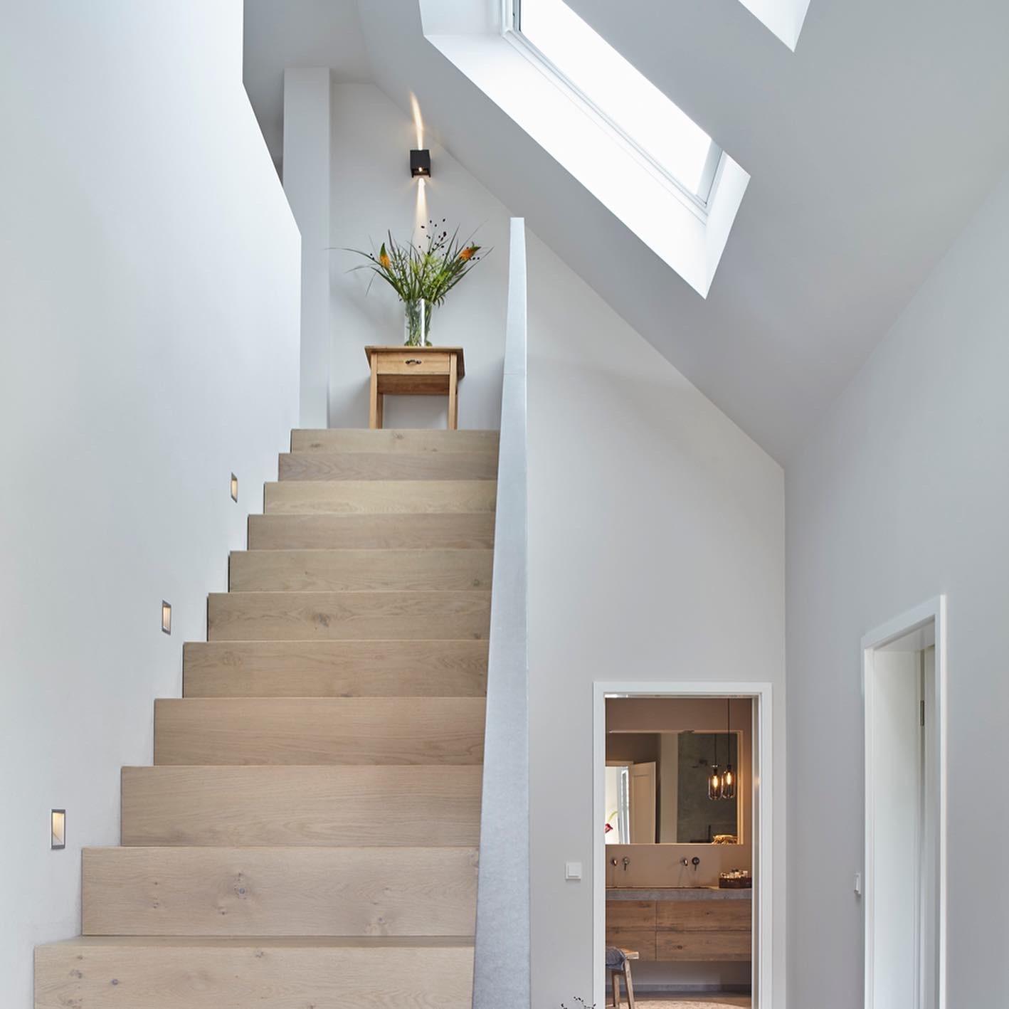 Treppenhaus: So Machst Du Den Funktionellen Raum Schön