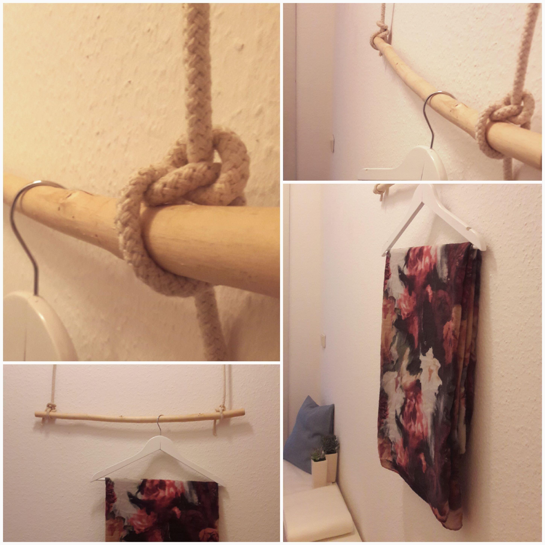 #homestaging #flur #garderobe #diy #holz