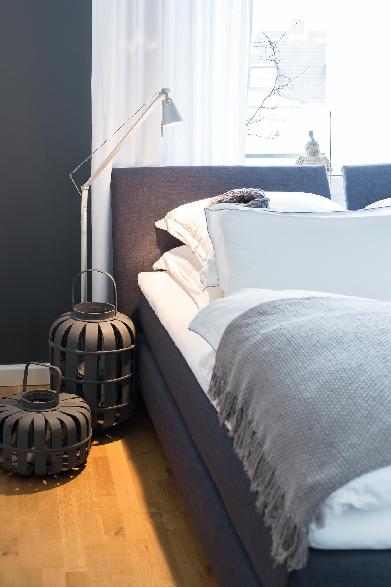 boxspringbett ? bilder & ideen ? couchstyle - Schlafzimmer Mit Boxspringbett