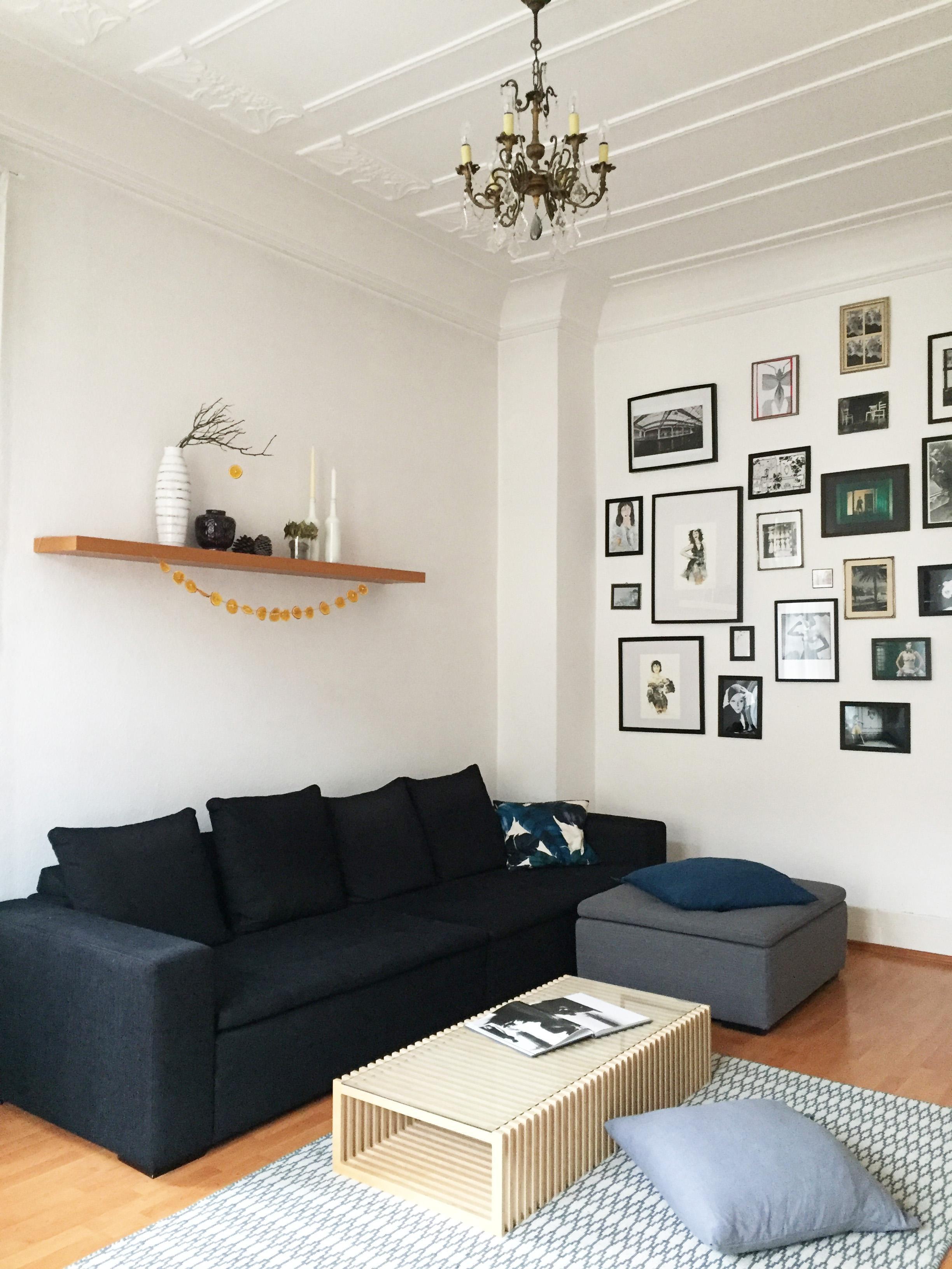 Ich Liebe Bilder Wohnzimmer Bilderwand Couchtisc