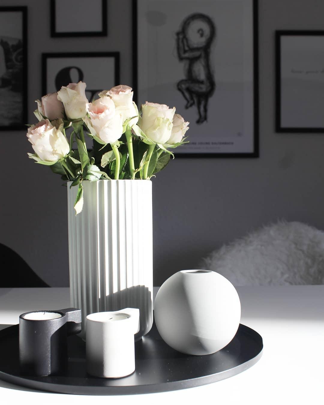 Ich Liebe Diese Vase Lyngby Vase Blumen Skand