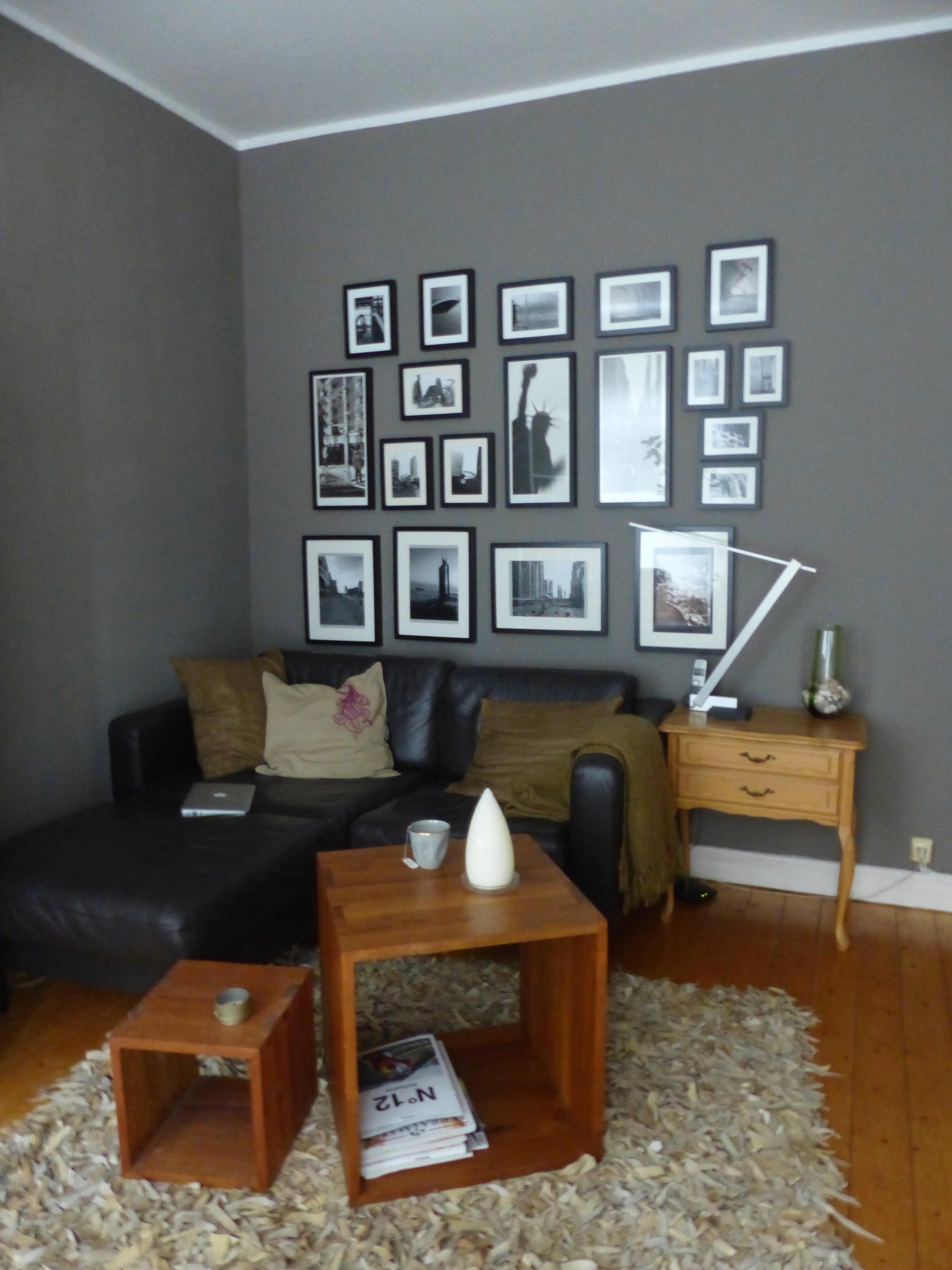 Ich Liebe Meine Neue Wandfarbe Im Wohnzimmer Wandgestaltung Hygge Homestory