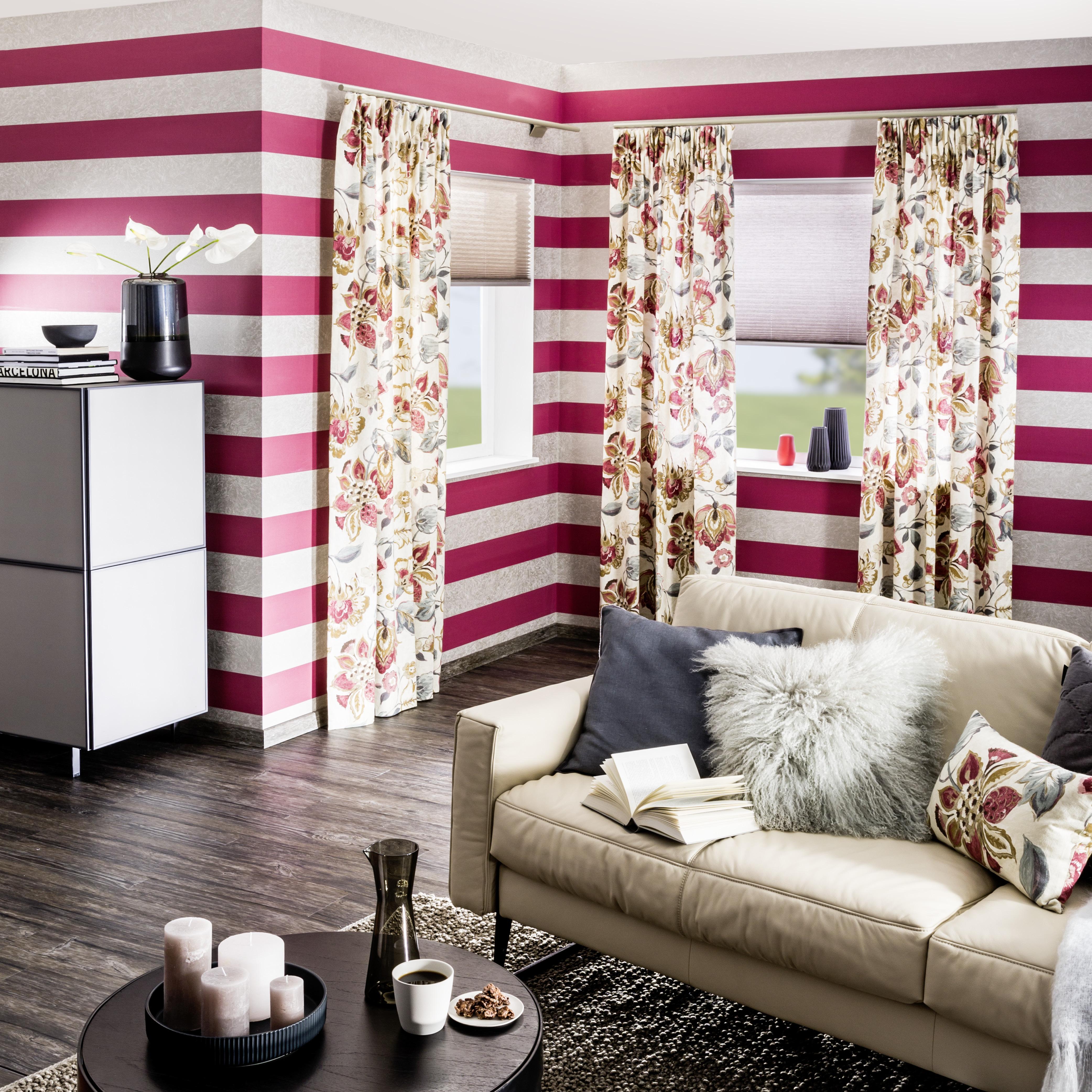 Plissee Wohnzimmer plissee bilder ideen couchstyle