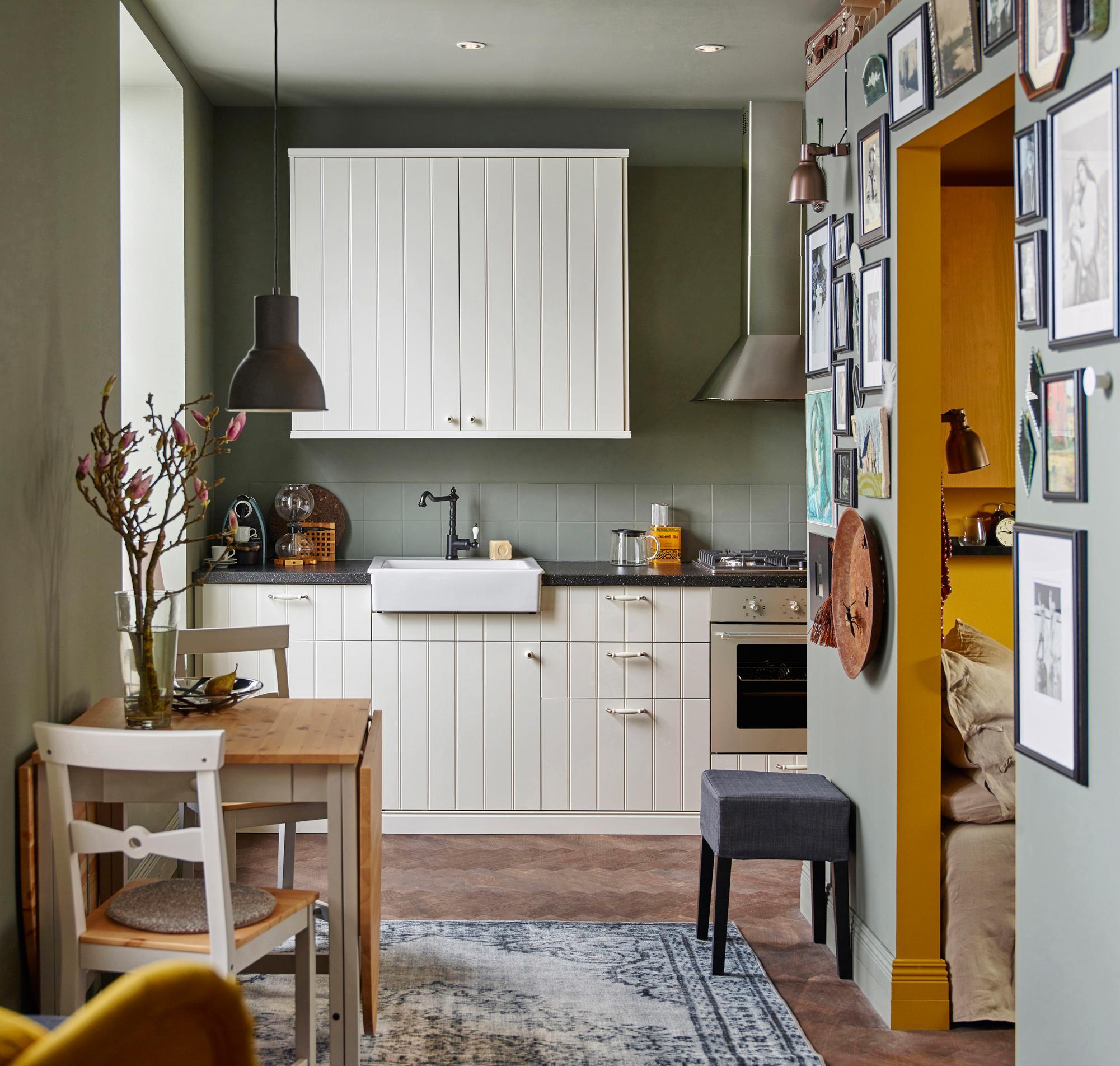 Beautiful Kleiner Küchentisch Mit Schublade Images - Milbank.us ...