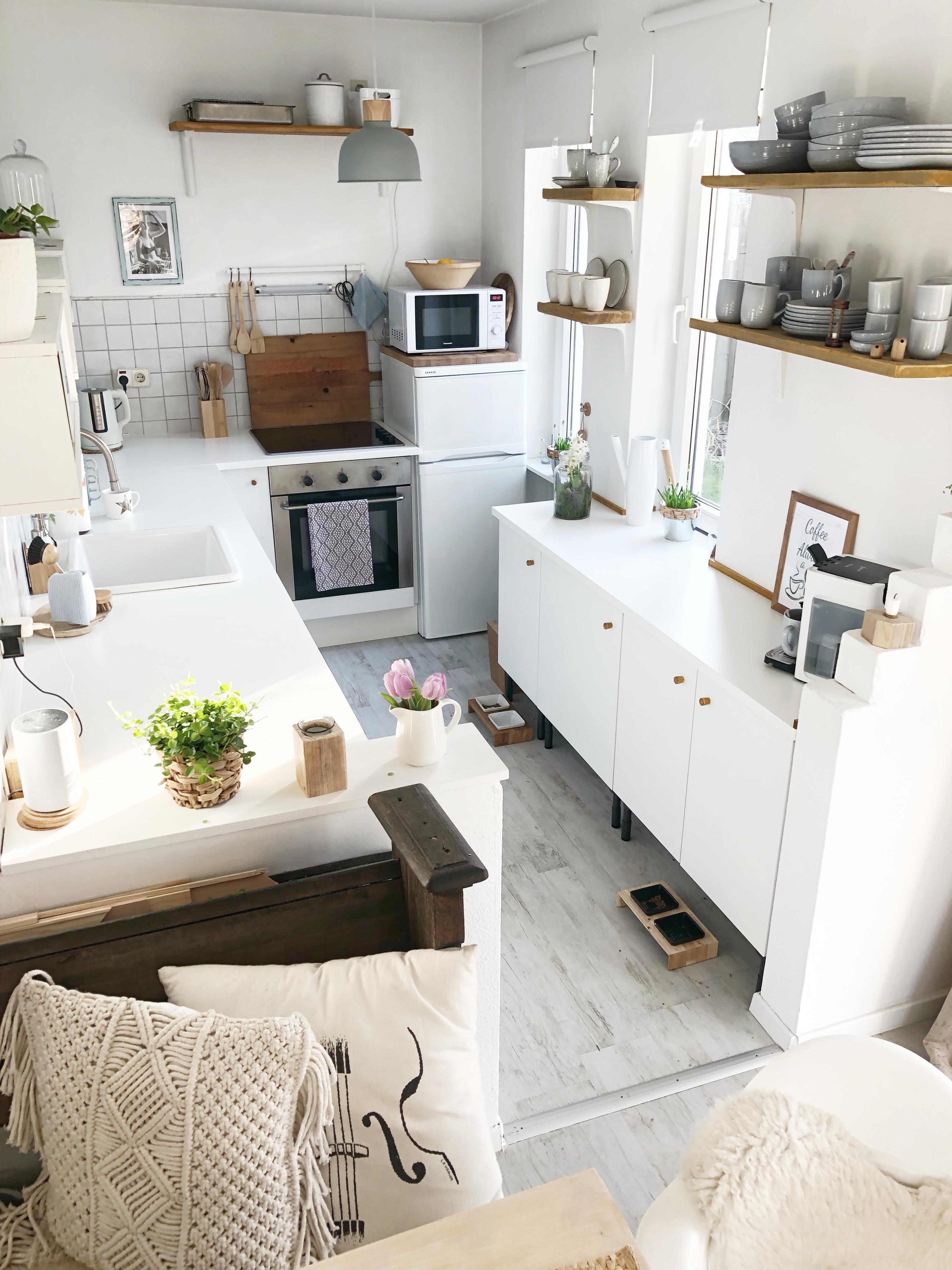 Schmale Küche • Bilder & Ideen • COUCH