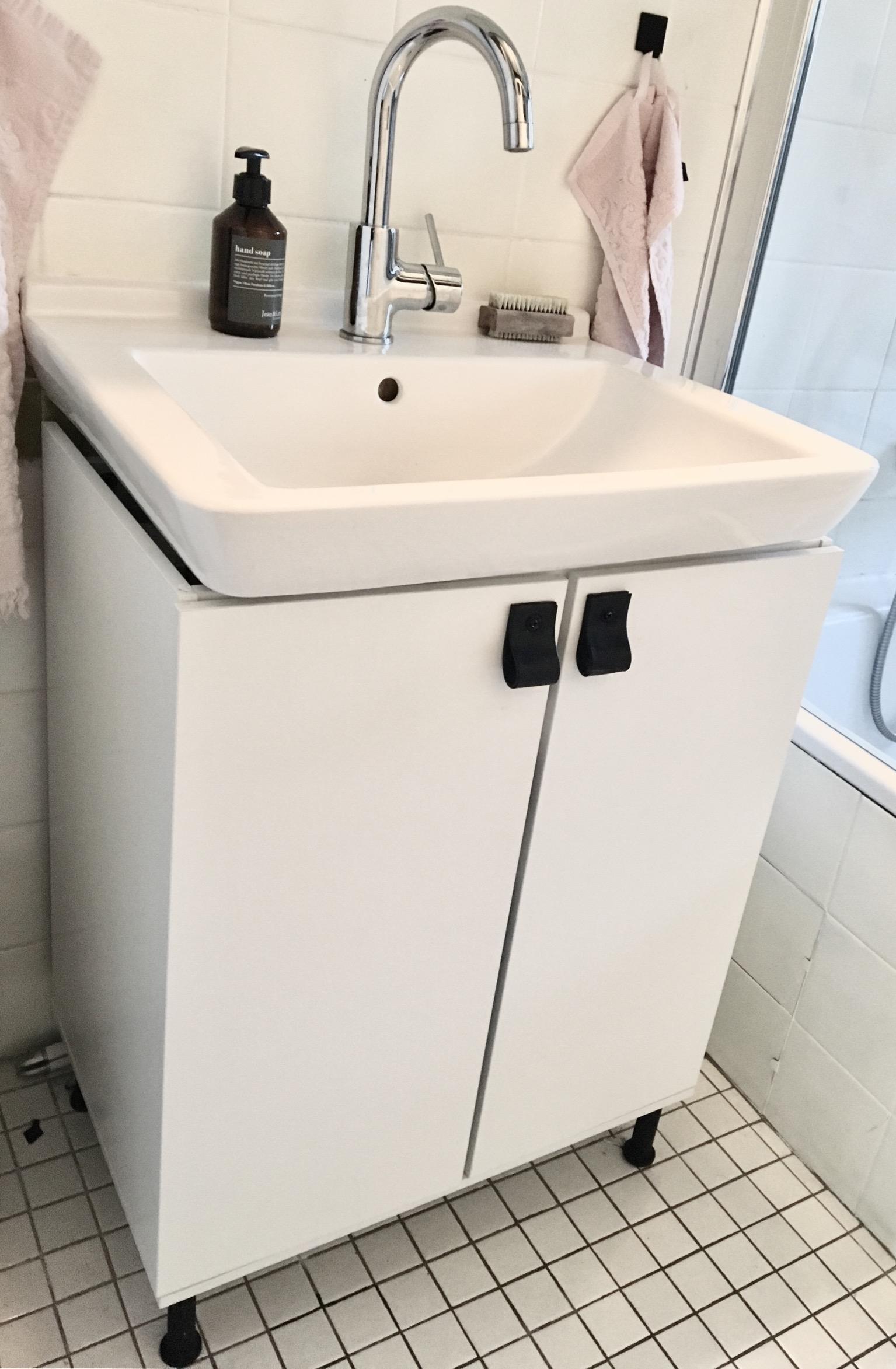 ◼️◻️#ikeahack #fullen #badezimmer #waschbecken #diy ...