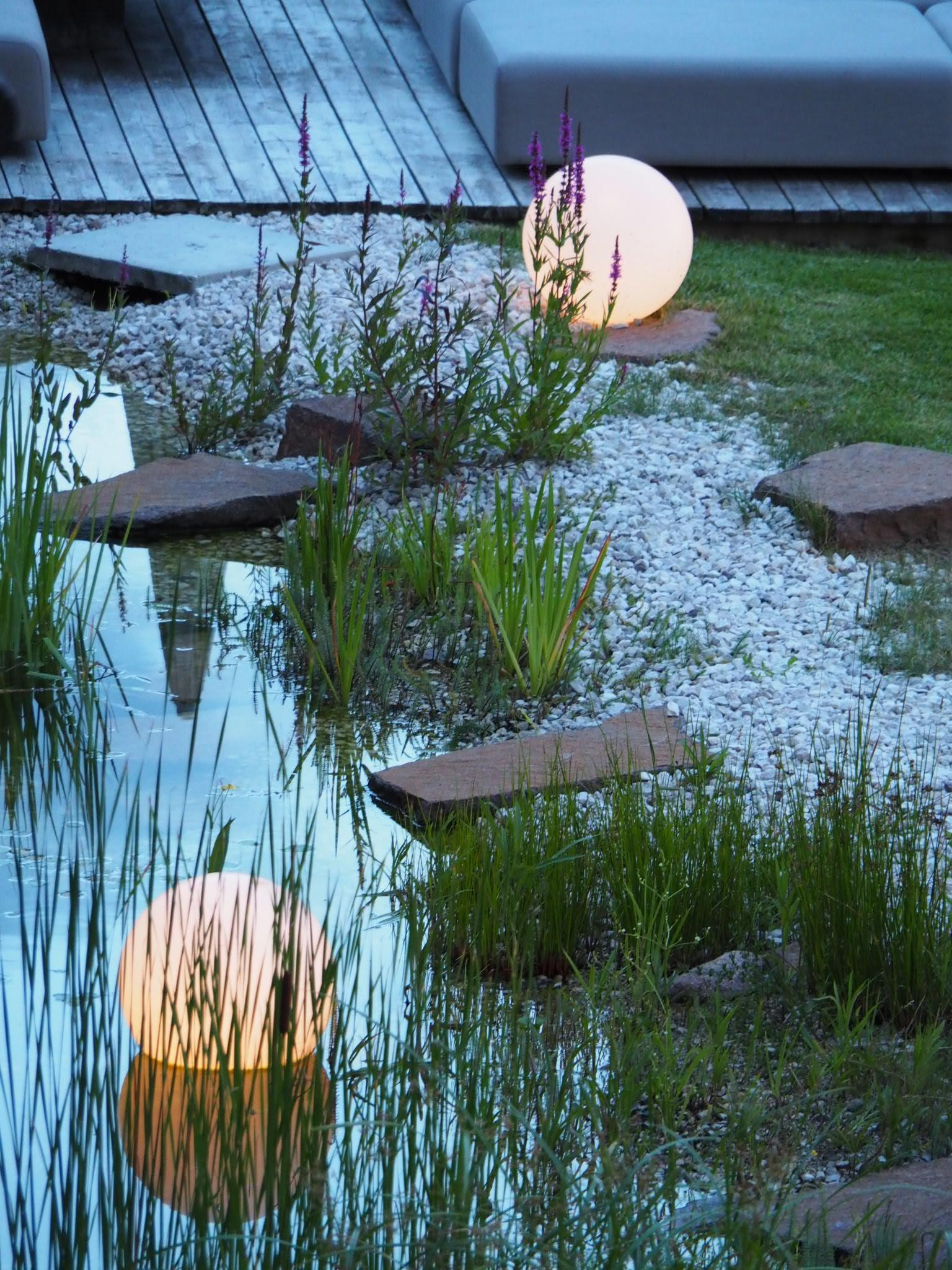 In Love with these Lights #outdoorweek #gartengestaltung