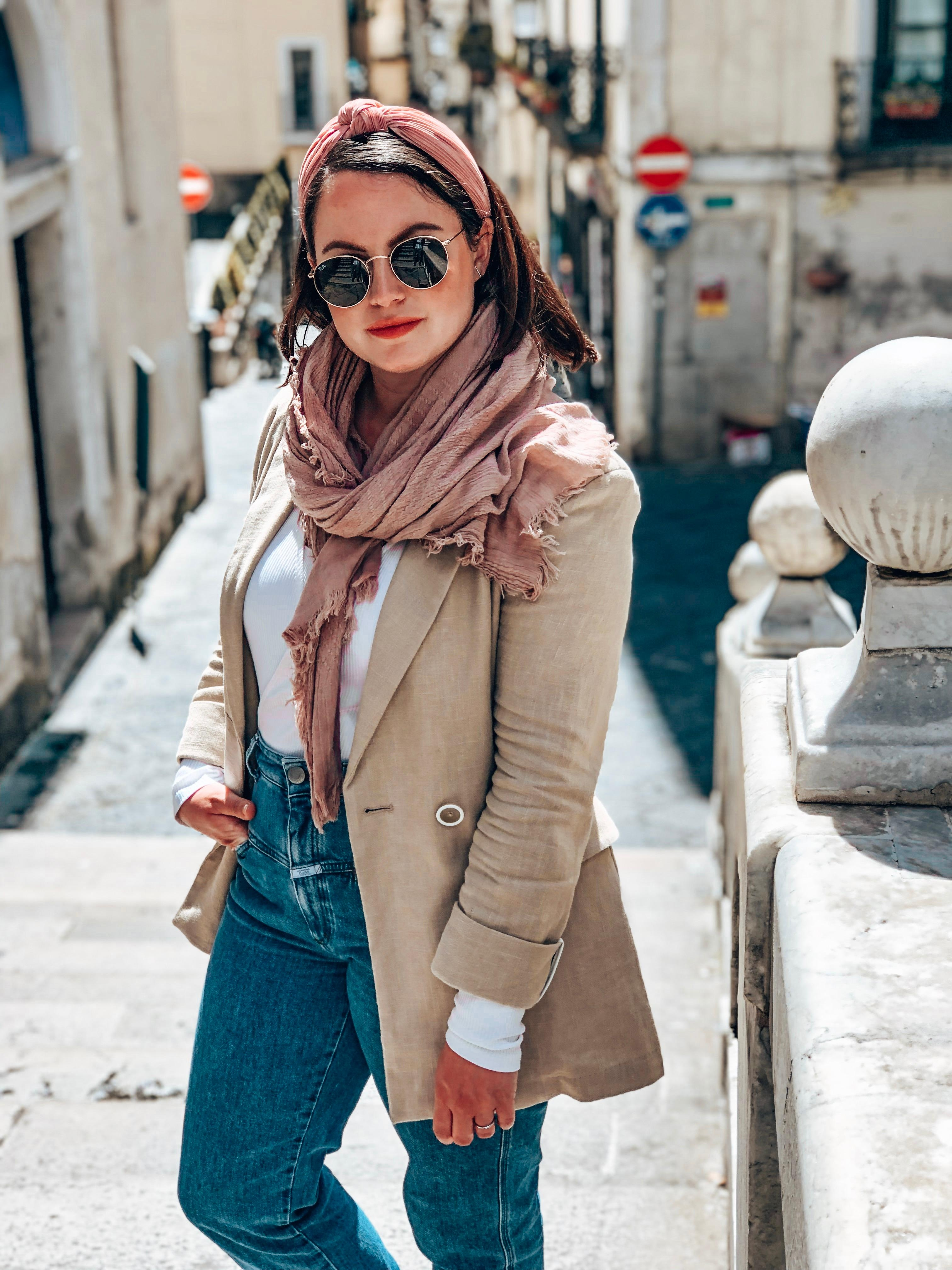 In the Streets of Italy
