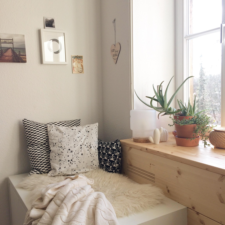 Indoor Balkon Living Interior Diy Sitzecke Al