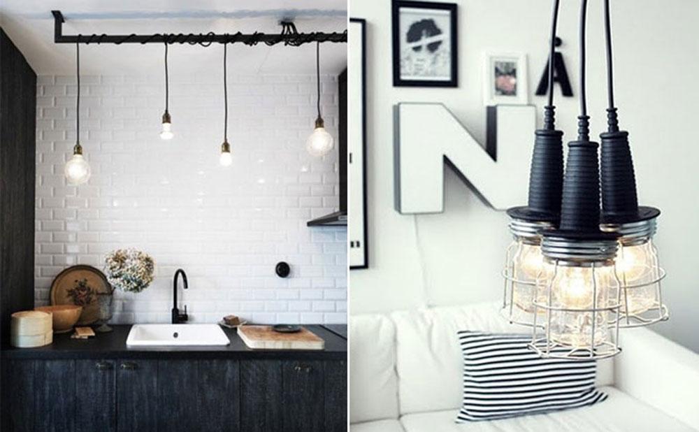Moderne Lampen 54 : Lampen glühbirne u bilder ideen u couch