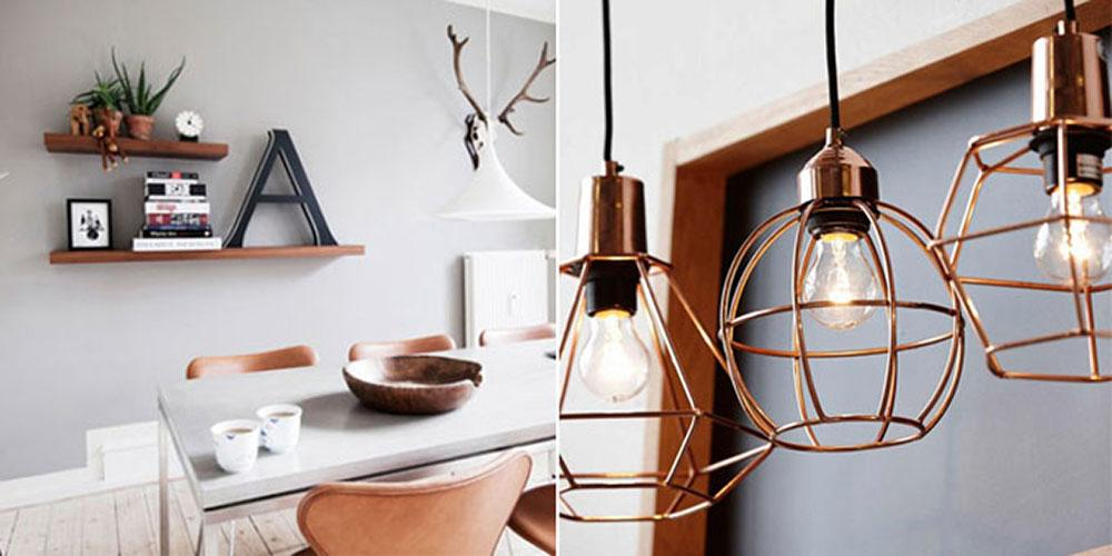 Industrial-Look in 5 Schritten - Industrielle Muster #lampe ©http://www.spaaz.de/inspiration/Industrial-Look-in-5-Schritten