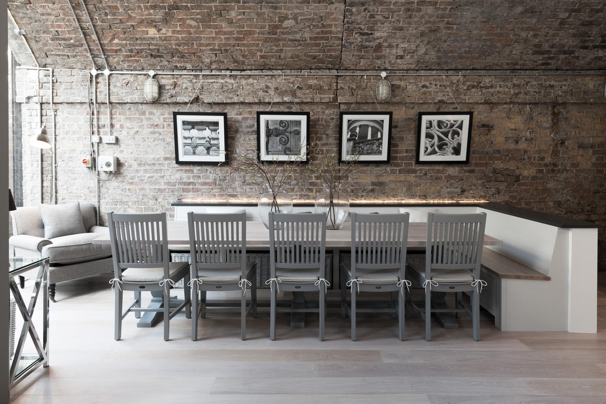backsteinwand bilder ideen couchstyle. Black Bedroom Furniture Sets. Home Design Ideas
