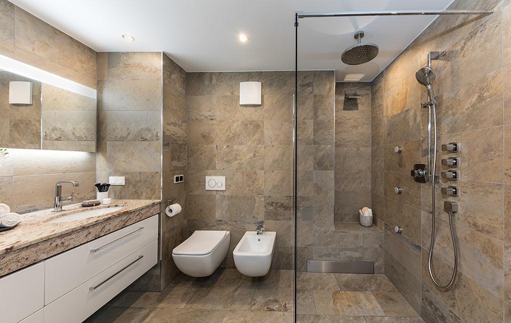 Ordinaire Inspiration Marmor Trifft Auf Moderne, Elegante Umsetzung. #banovo #bad  #badsanierung #