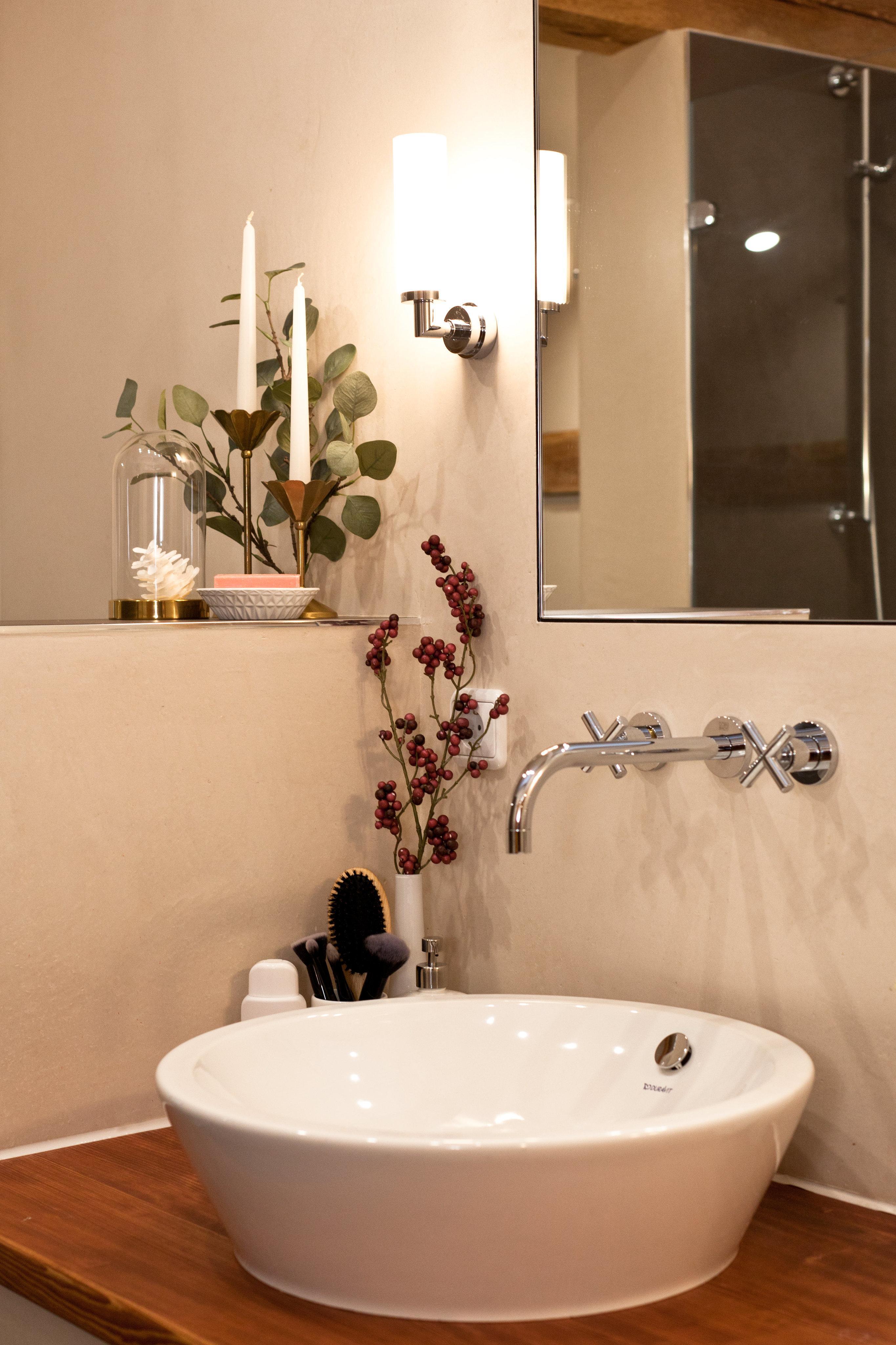 Rustikaler Waschtisch rustikaler waschtisch amazing bad rustikal gestalten