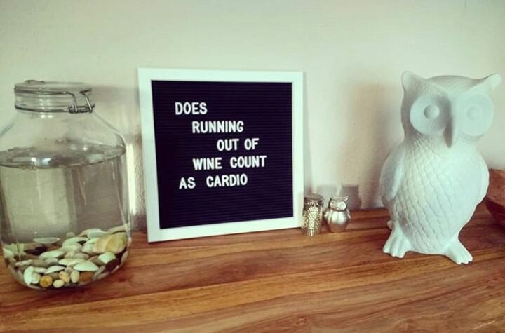 #interiordesign #couchloves Everything happens for a Riesling - I love quotes about wine! ;)