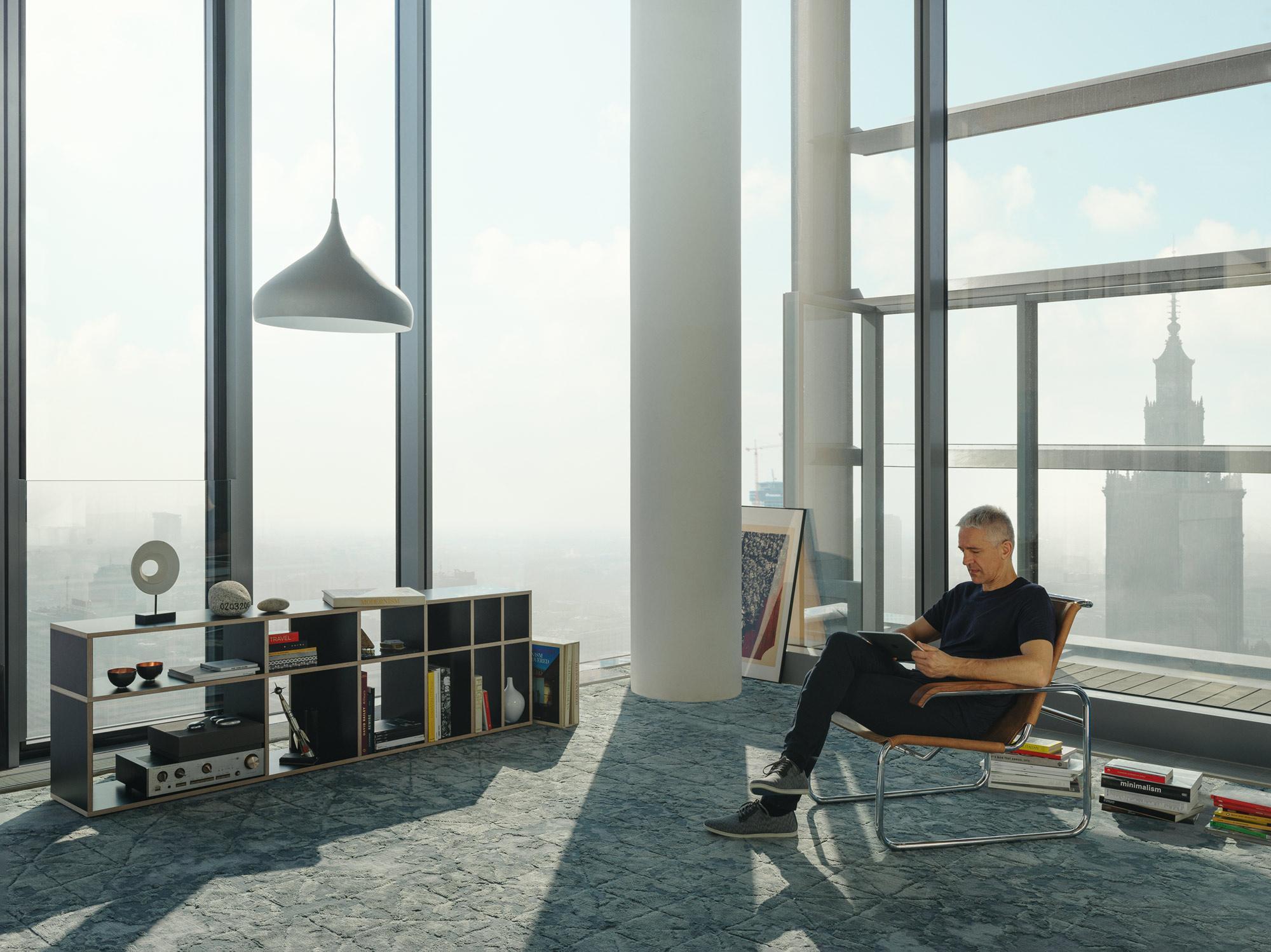 wohnzimmerregal • bilder & ideen • couchstyle, Wohnzimmer