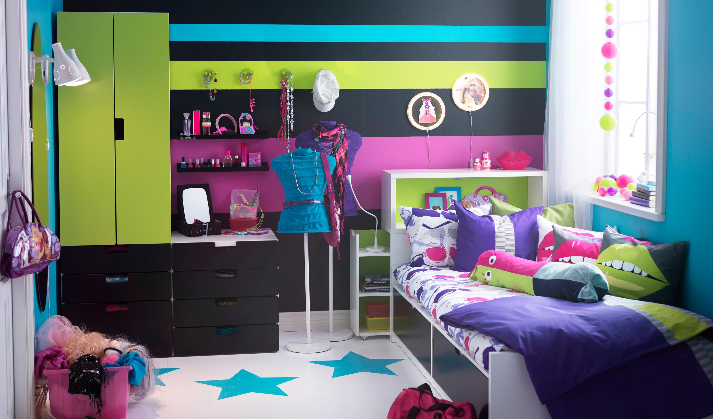Jugendbett bilder ideen couchstyle for Jugendzimmer wandgestaltung