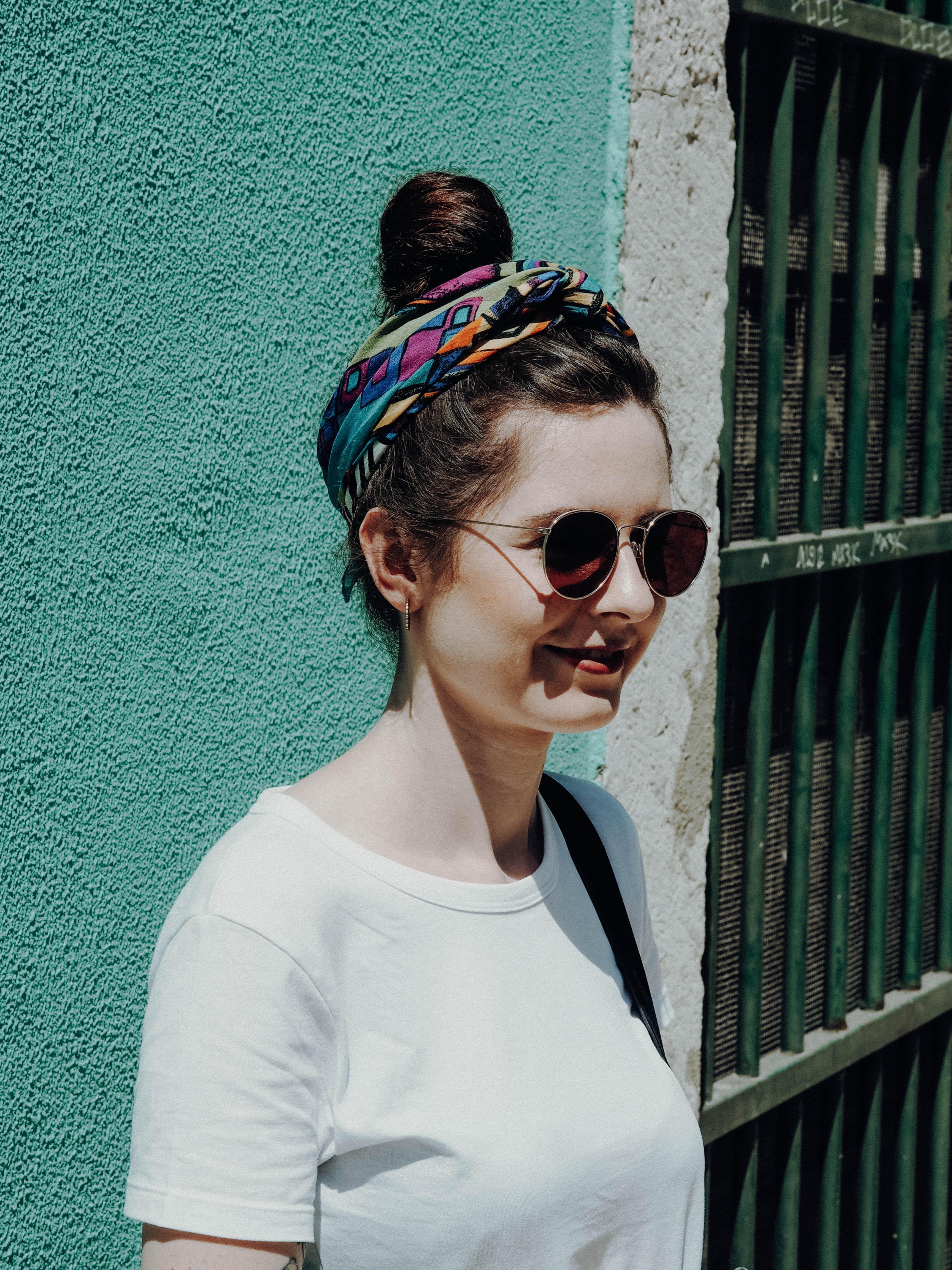 Sommer frisuren haarband
