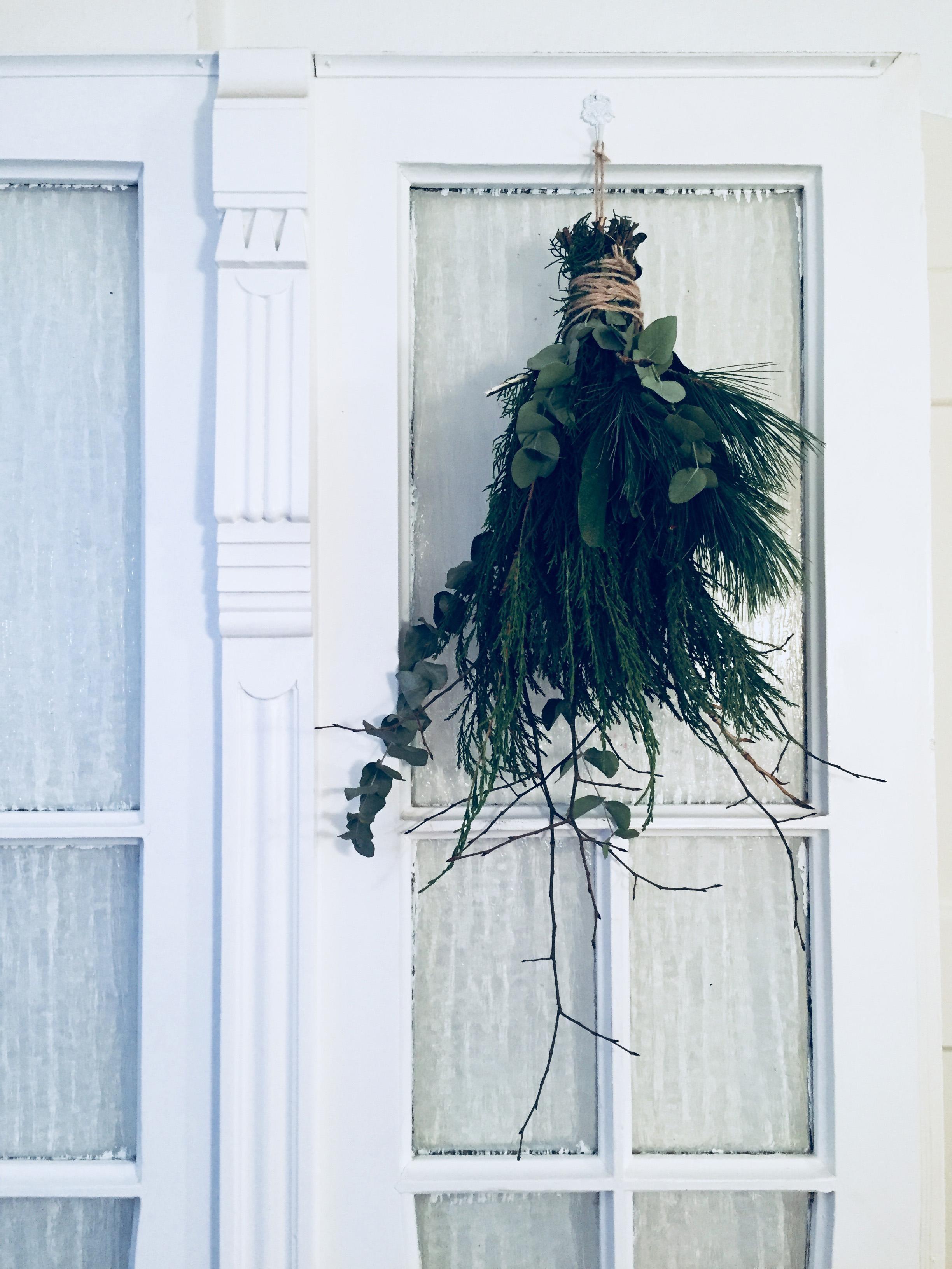 Weihnachtsdeko Für Die Tür.Türen Bilder Ideen Couch