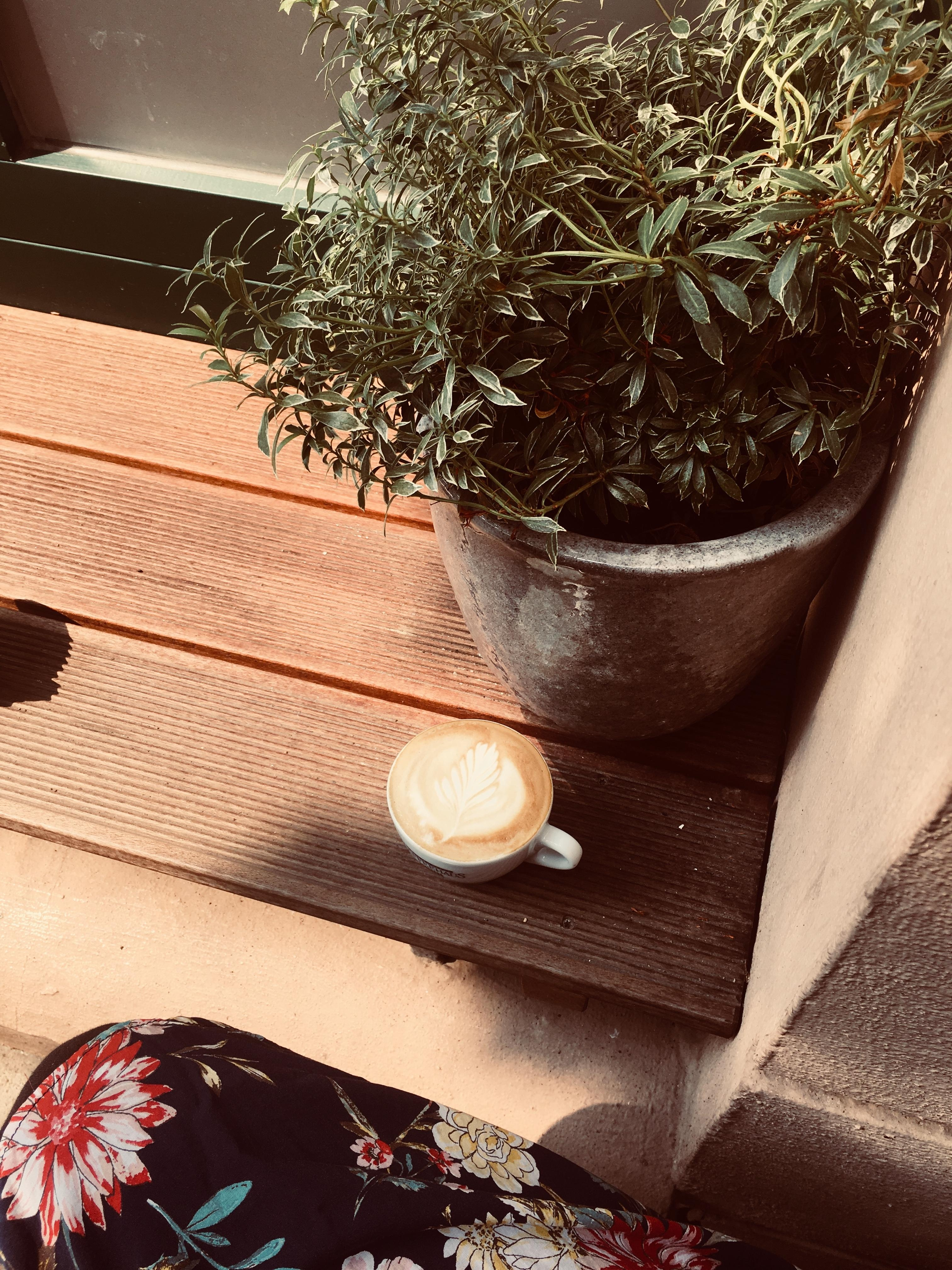 Kein Tag ohne guten Kaffee! :)
