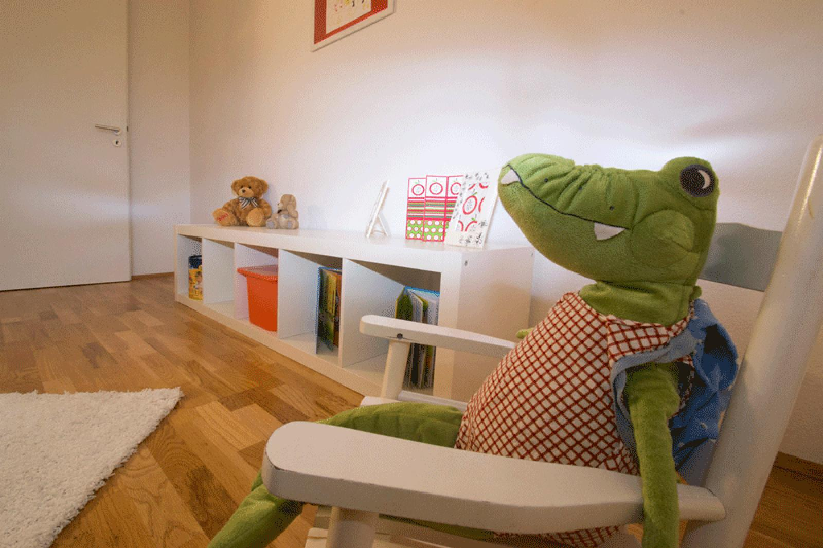 Kinderzimmer HomeStaging #regal ©wohnPerfektion feat. Raumgefühl