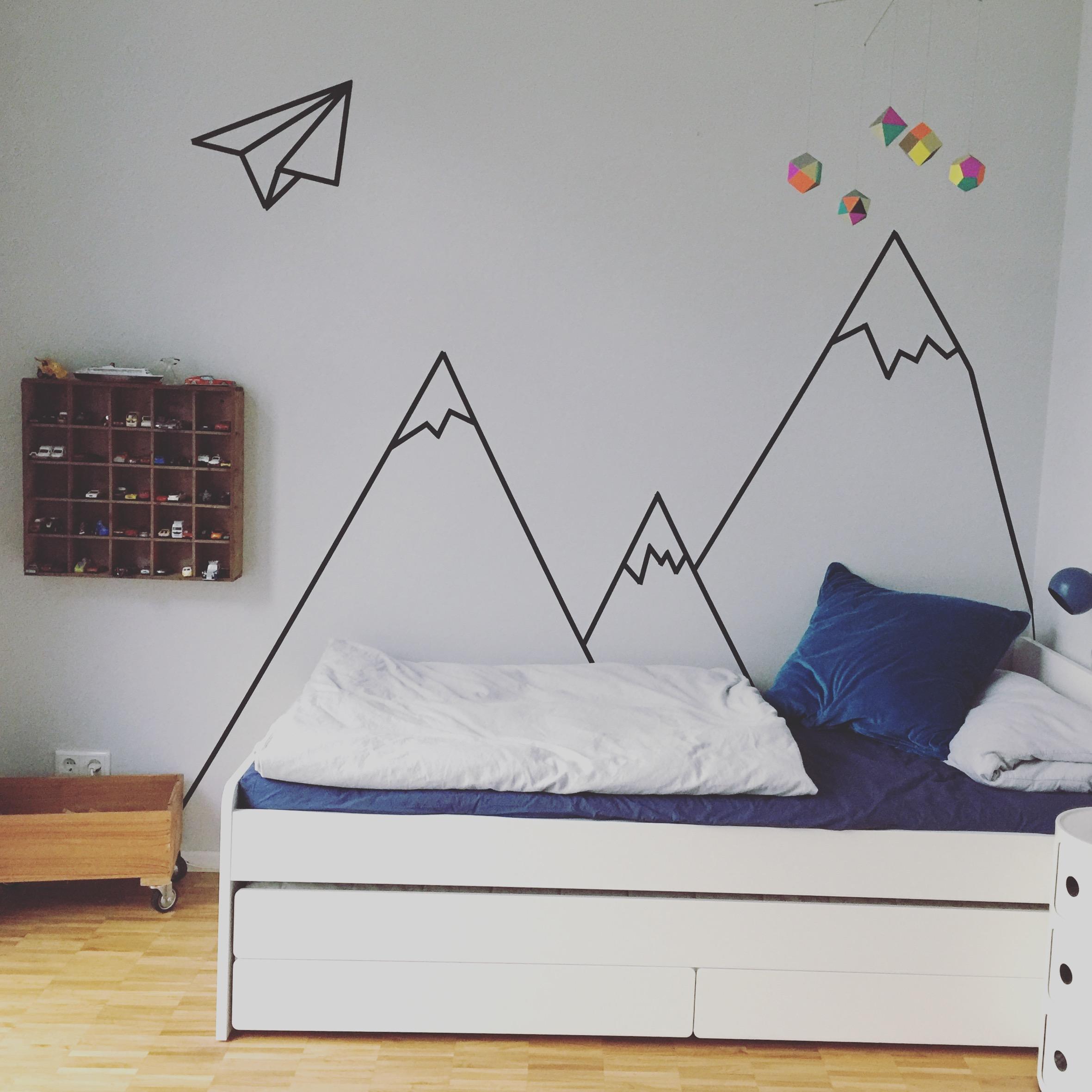 Kinderzimmer bilder ideen couchstyle for Kinderzimmer berge