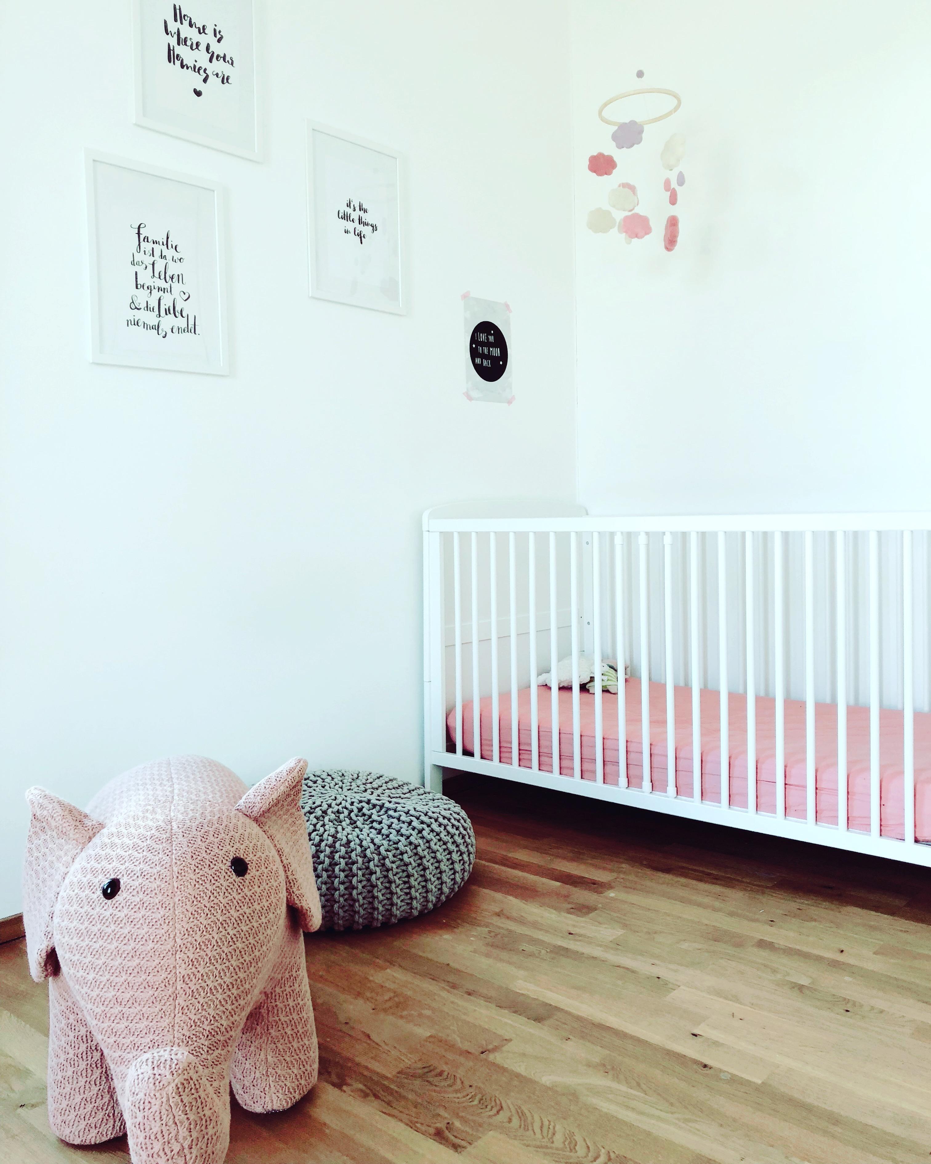 Amüsant Jugend Mädchenzimmer Sammlung Von #kinderzimmer #mädchenzimmer #rosadetails #elefant