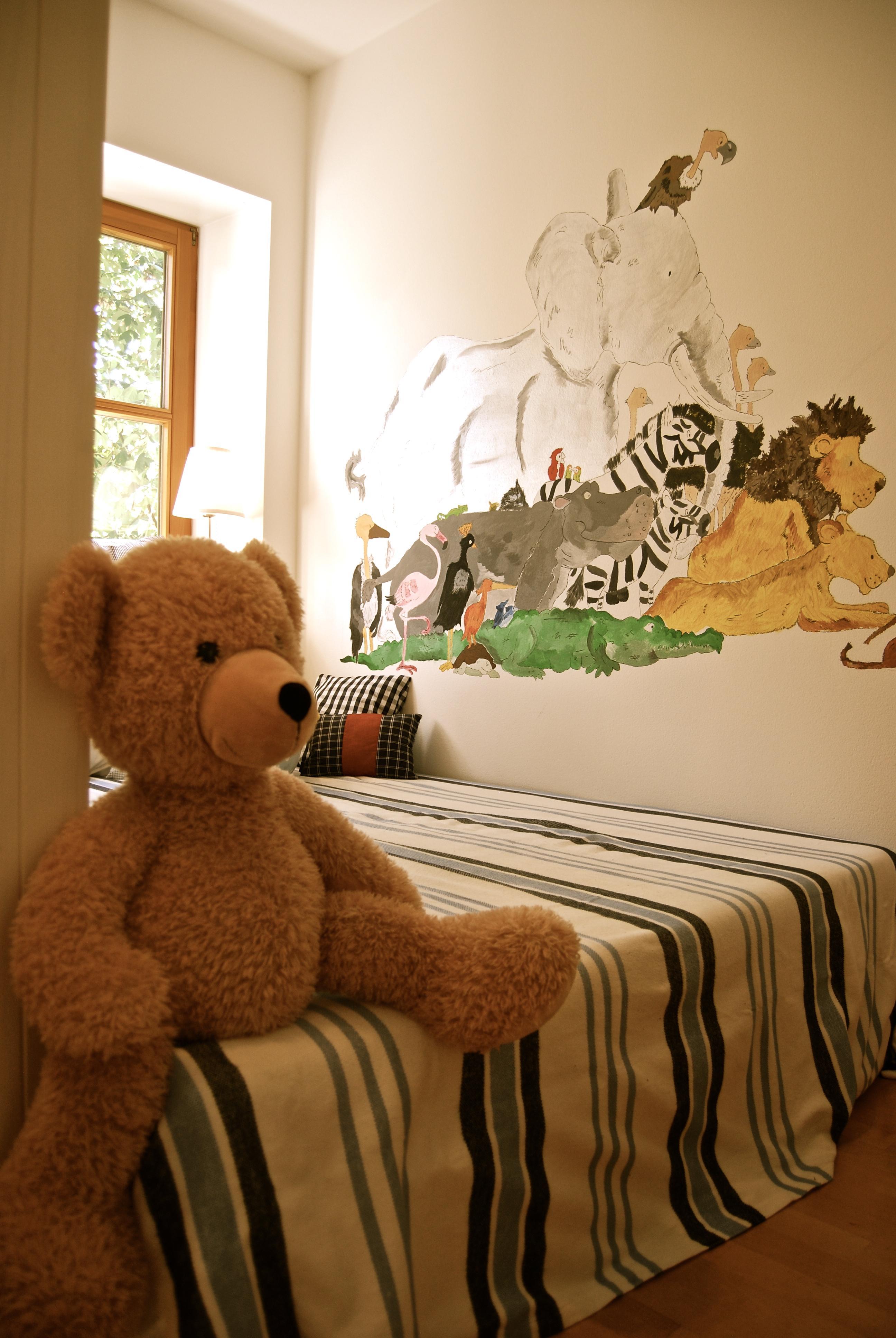 Wandbemalung • Bilder & Ideen • Couchstyle