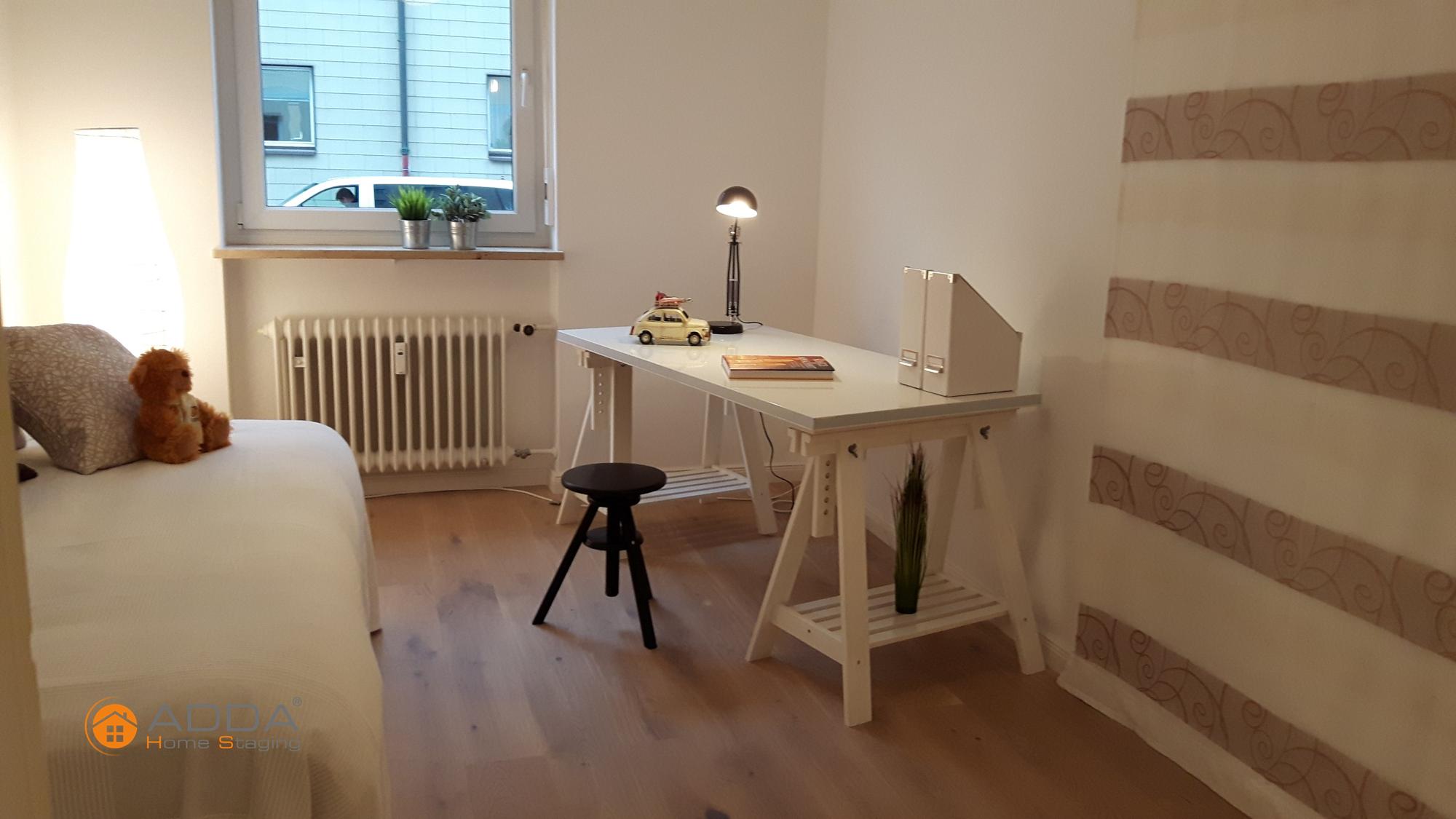 kinderzimmer nach adda homestaging raumgestaltung. Black Bedroom Furniture Sets. Home Design Ideas