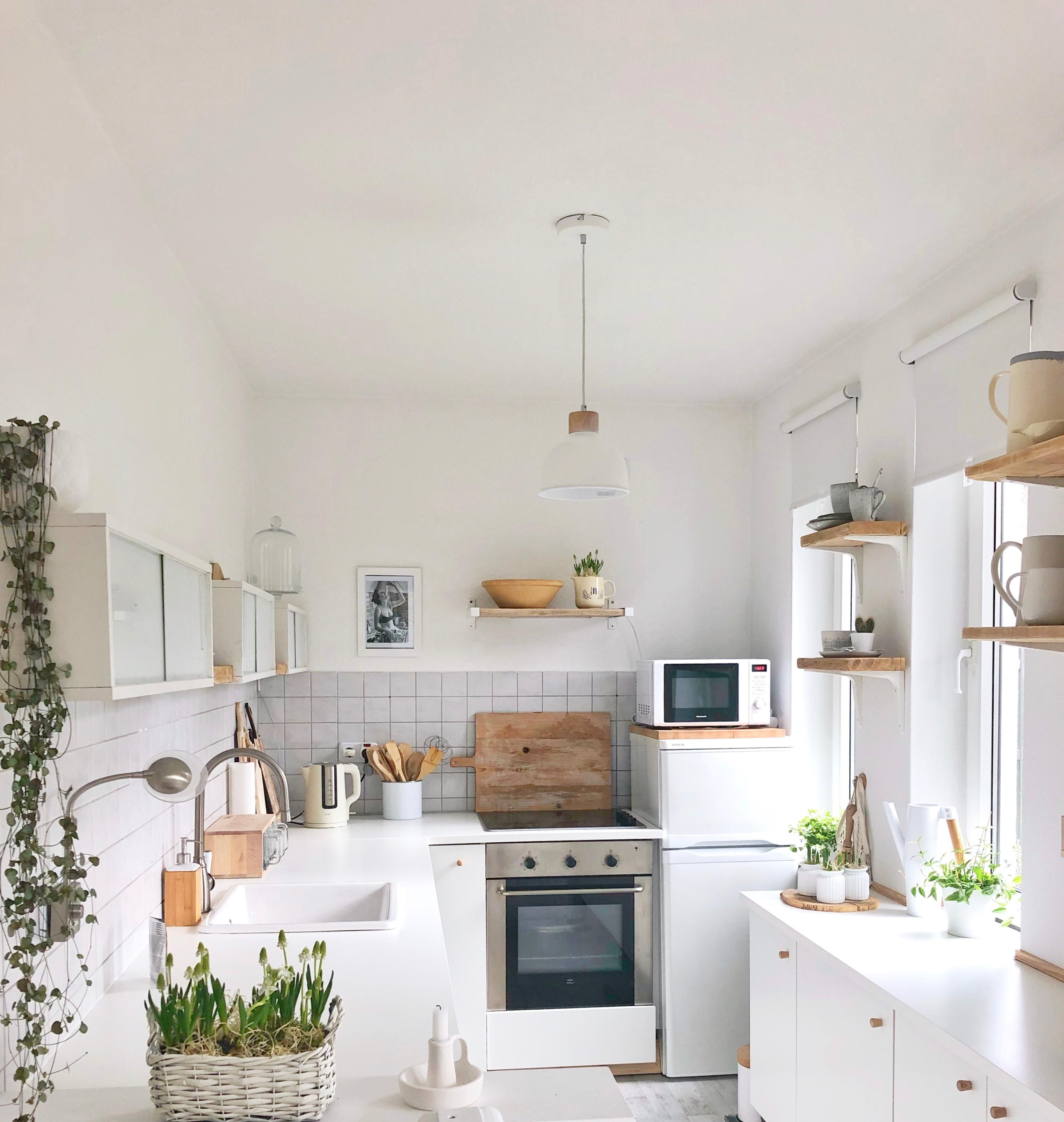 #kitchen #kitchenlove #whitekitchen