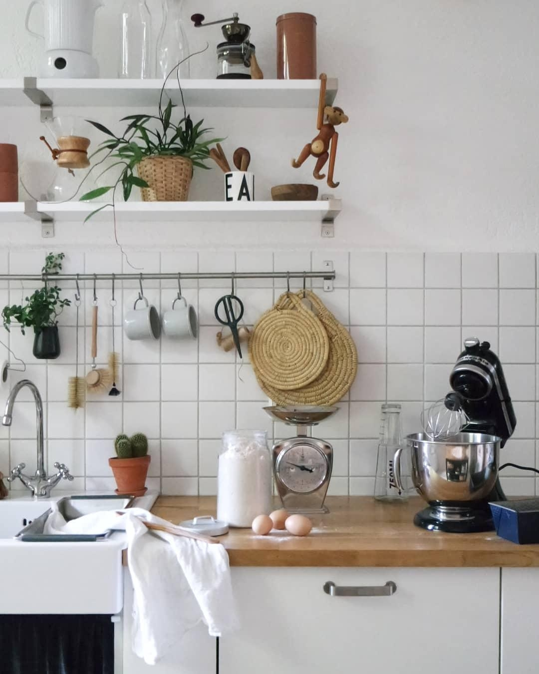 #kitchenstories #kitcheninspo #altbau #küche #altbauliebe