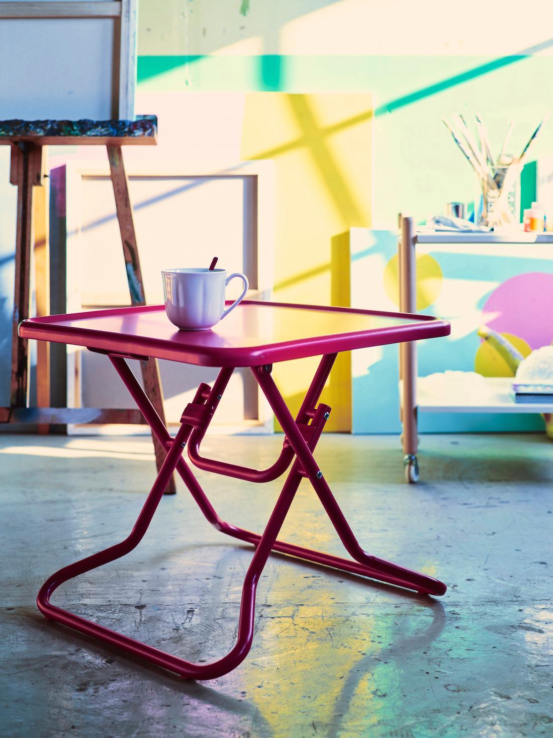Klapptisch Aus Der IKEA PS 2017 Kollektion #ikea #klapptisch #tisch ©Inter