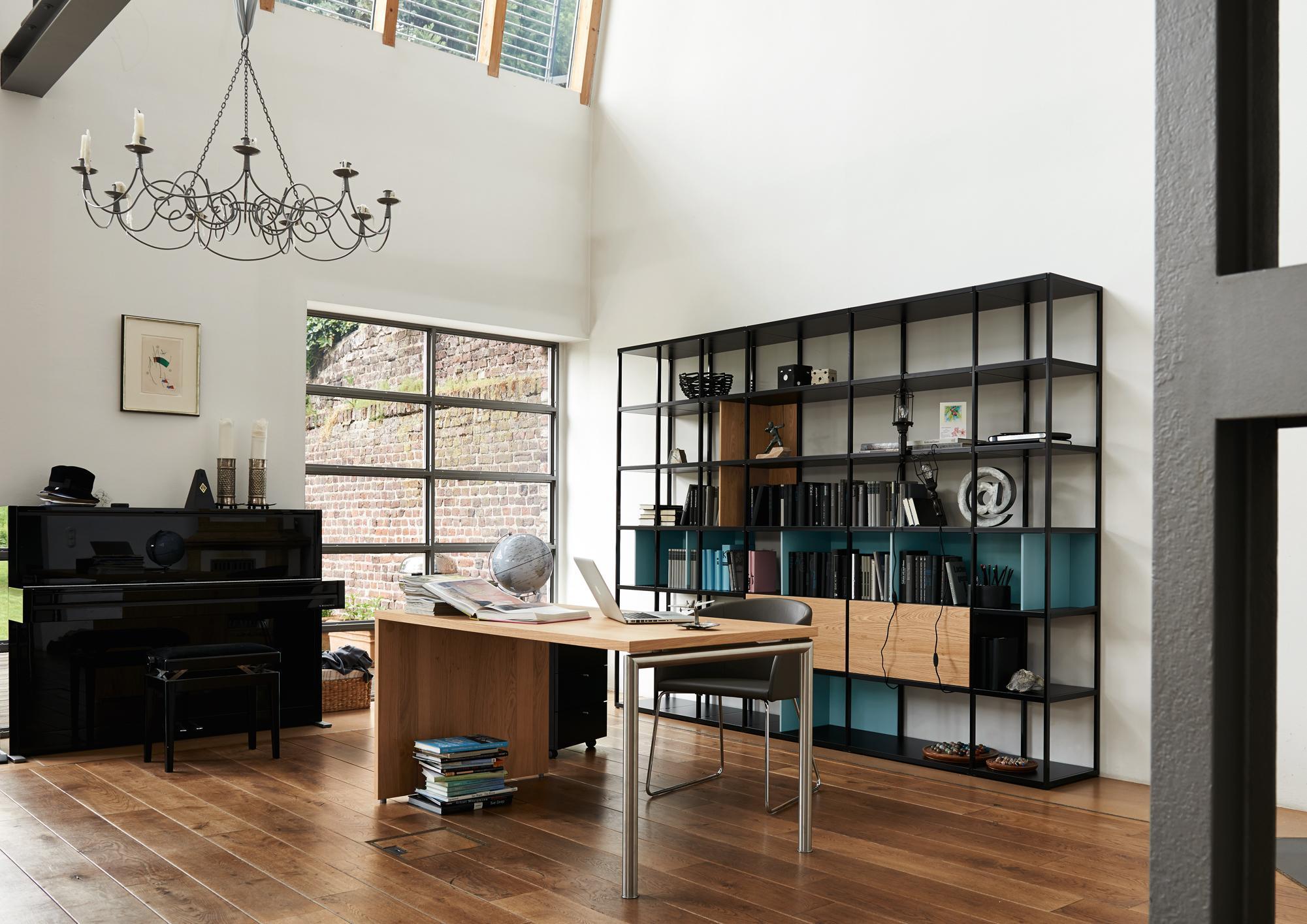 klassische und moderne einrichtung miteinander kombi. Black Bedroom Furniture Sets. Home Design Ideas