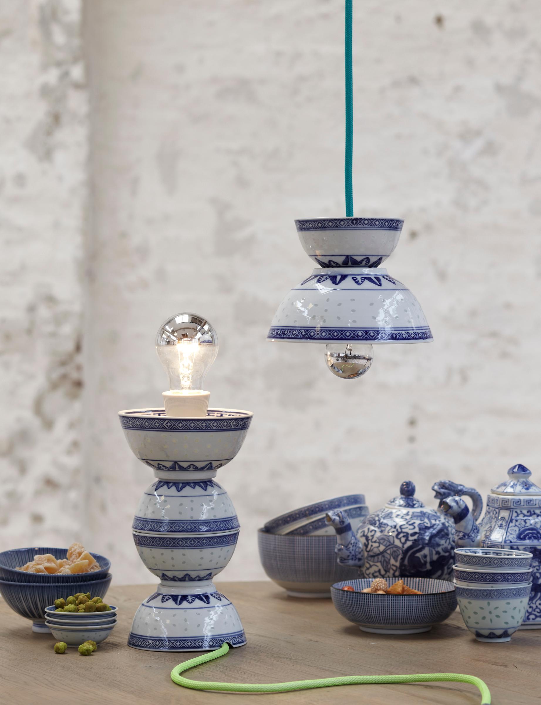 Klassisches Porzellan Im Neuen Look   Einfach Selbstgemacht #bastelidee  #diy #muttertagsgeschenk ©Schöner