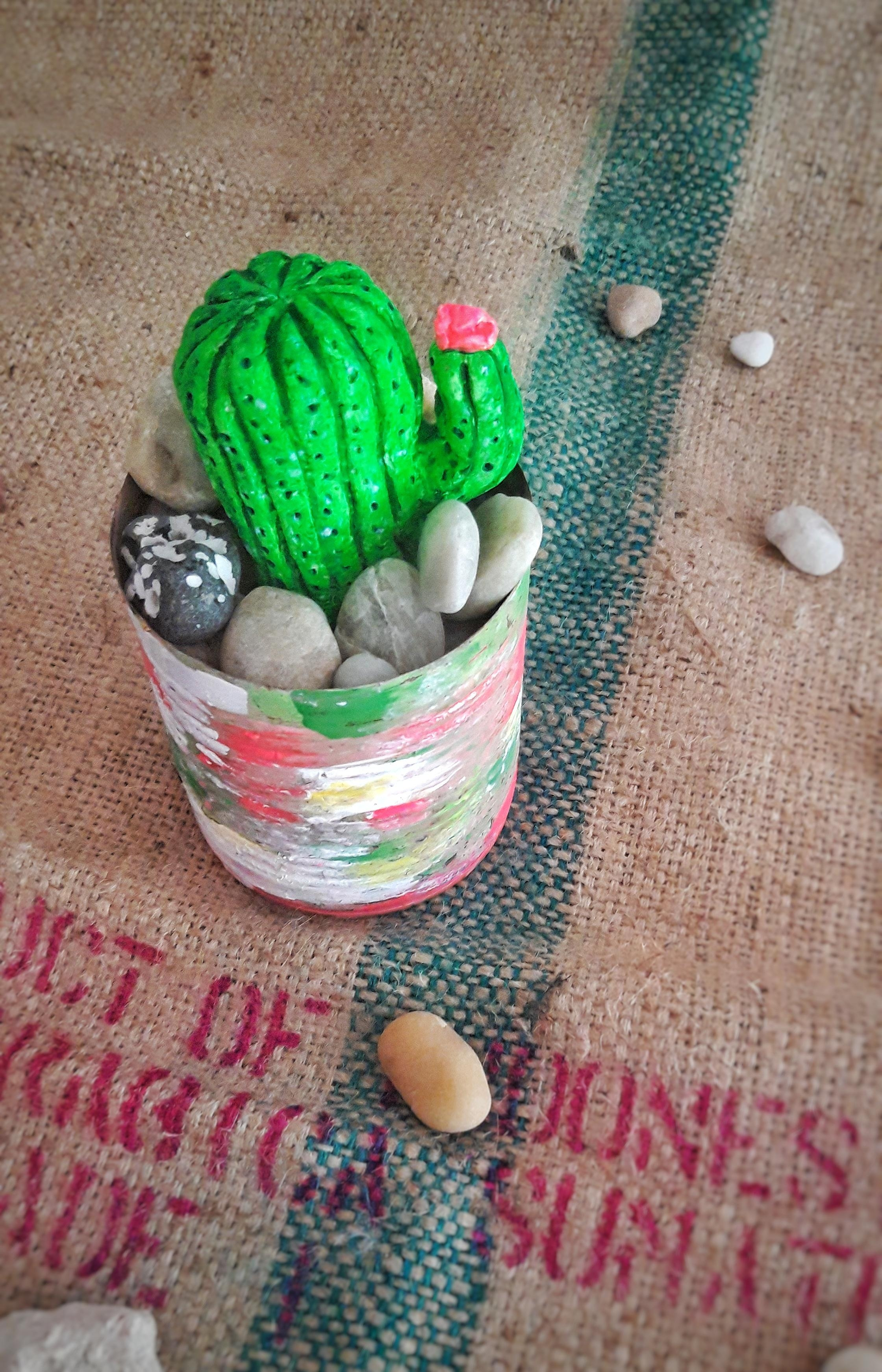 #kleiinergrünerkaktus #dekoidee #upcycling #diy #doityourself #homesweethome #decoration